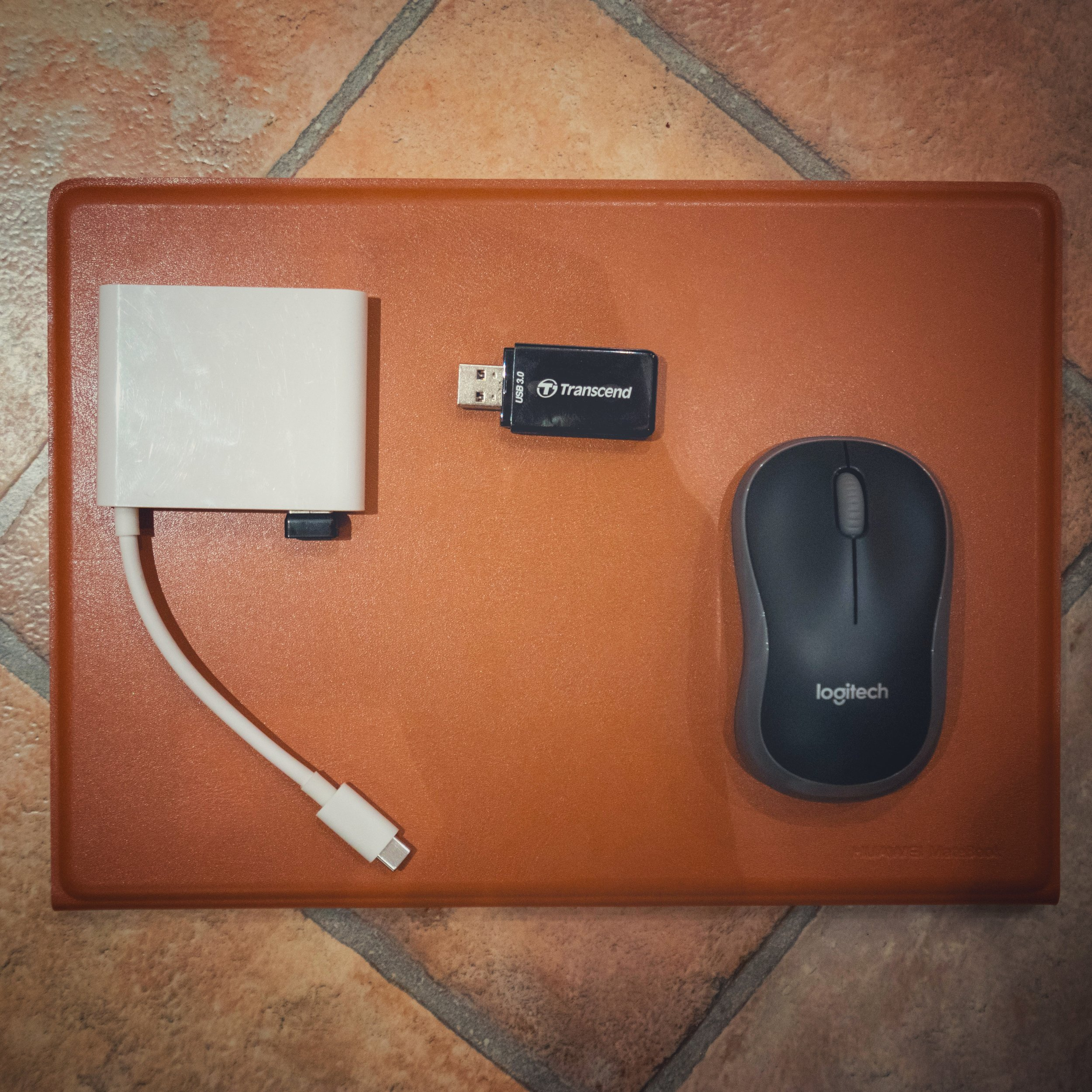 #8- Laptop & Miscellaneous - I am using a Huawei Matebook E.