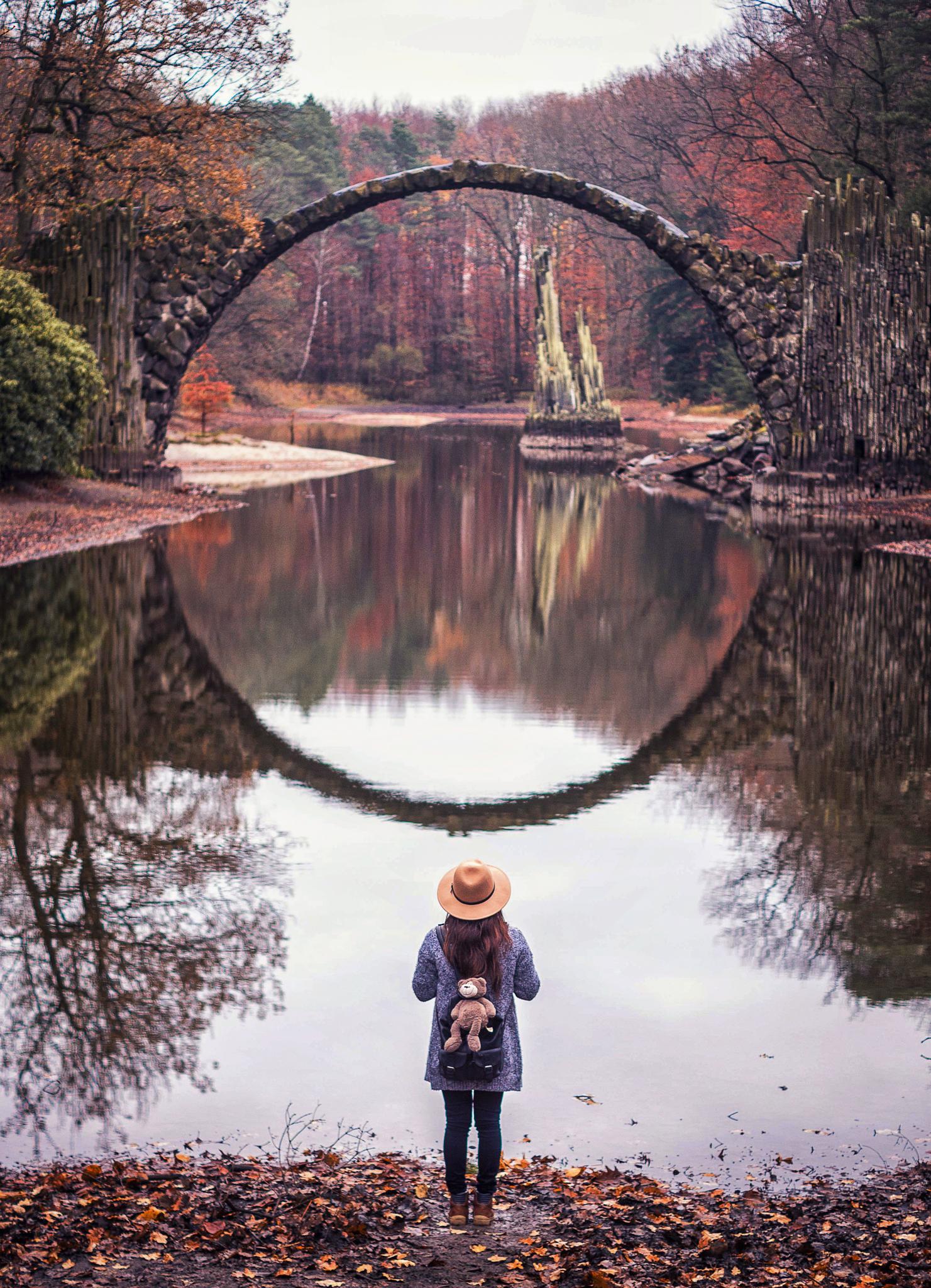Portal - Devils Bridge - Germany 2017