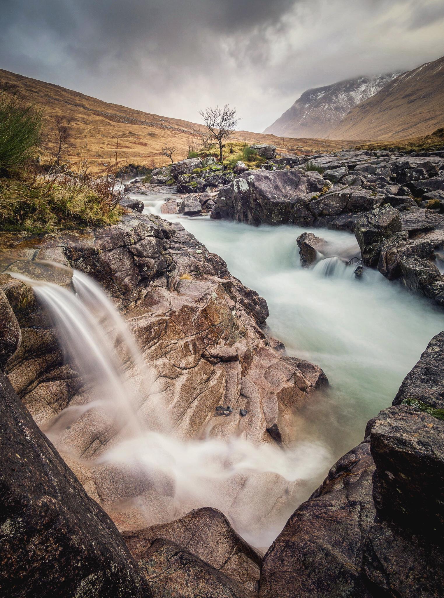 Star of the Show - Glencoe - Scotland 2016