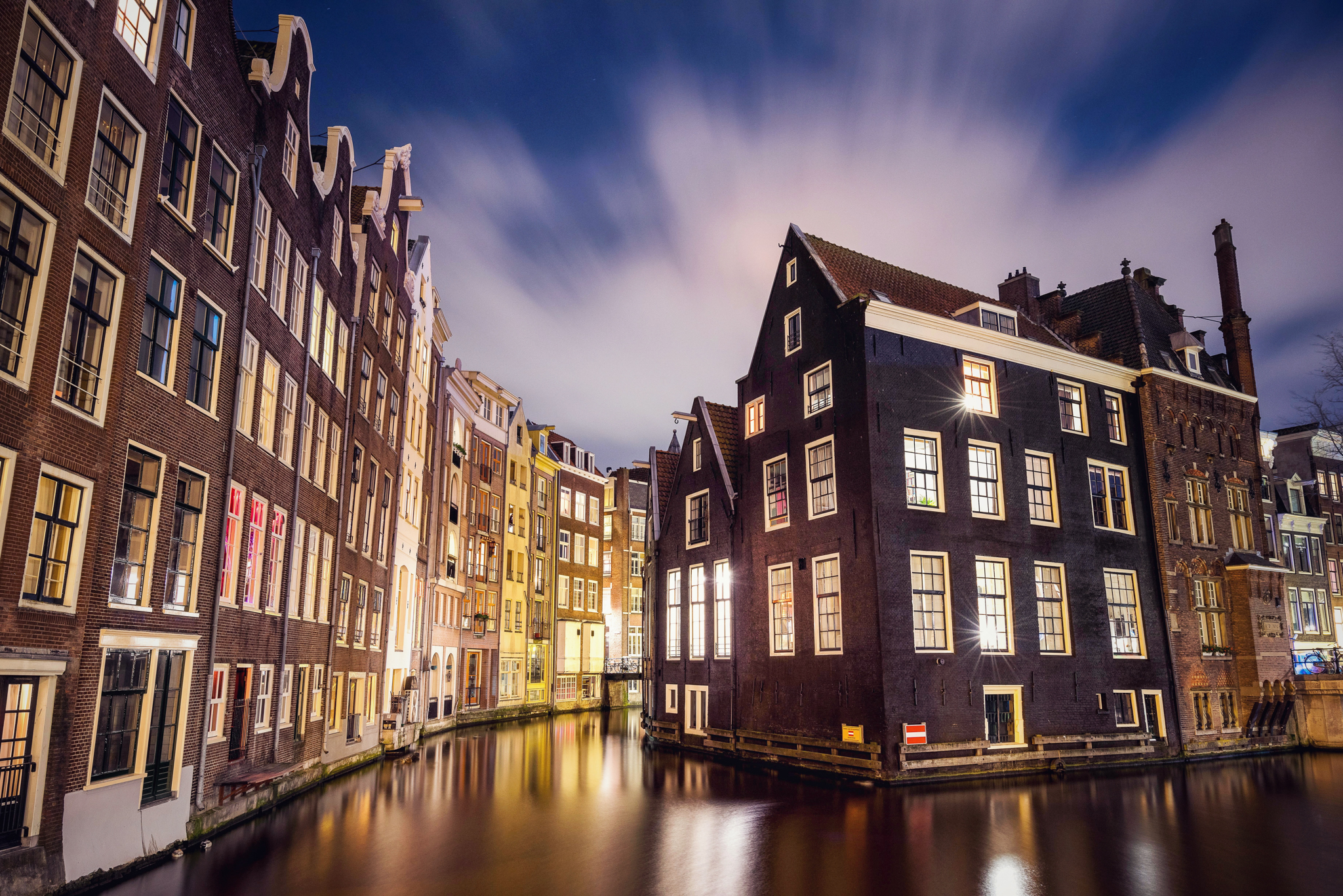 Red Light District - Amsterdam - Holland 2017