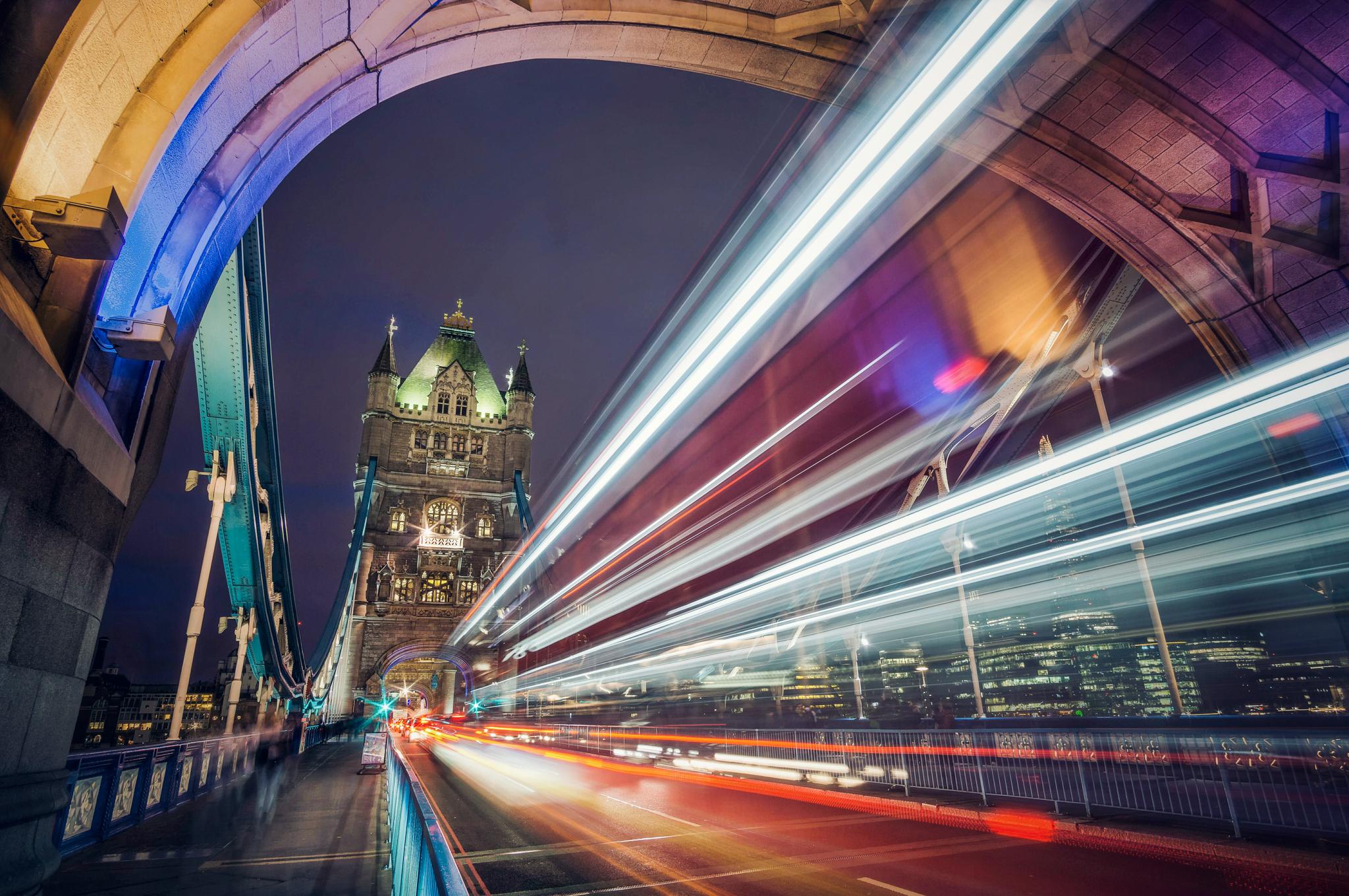 Tower Bridge - London - England 2017