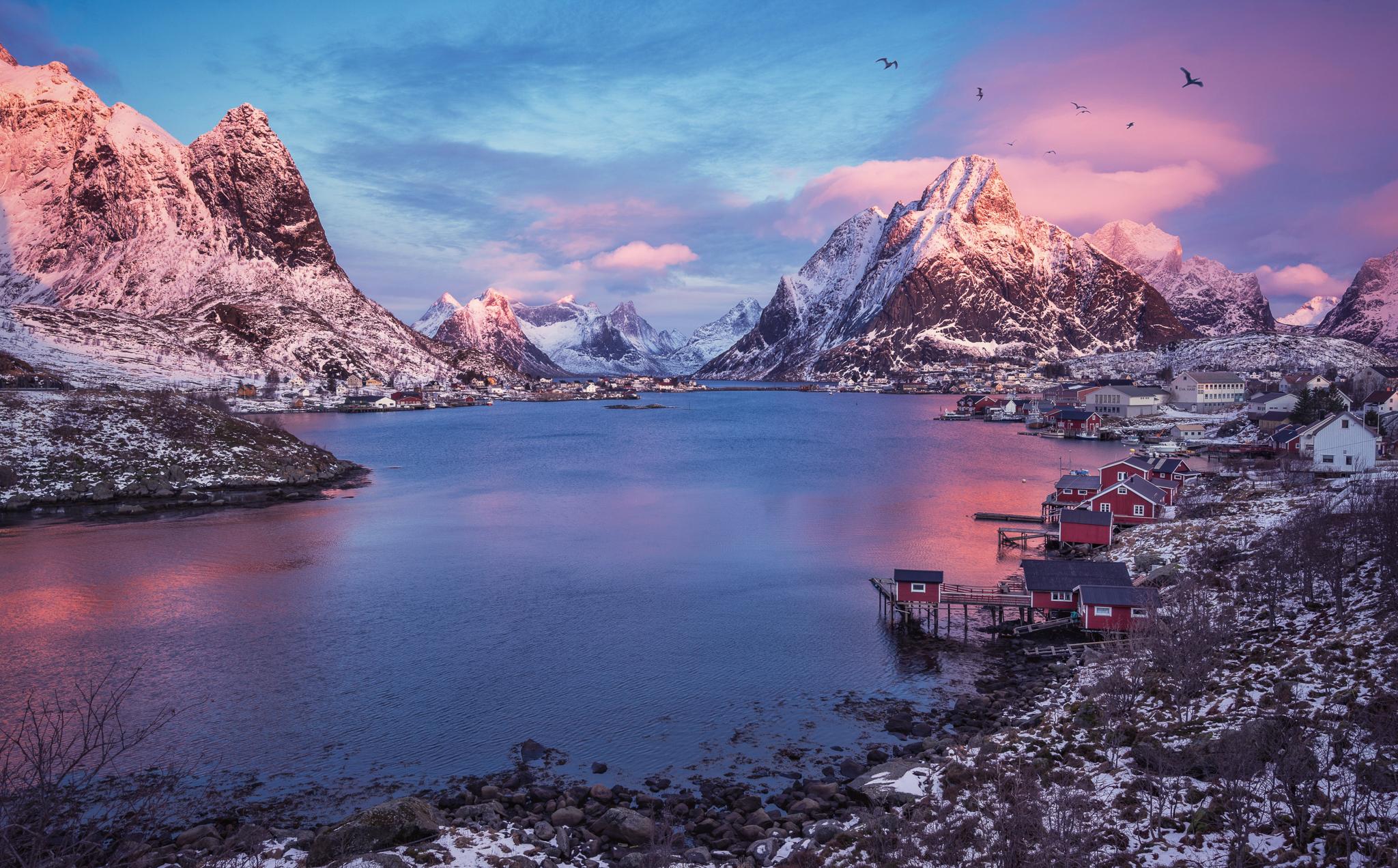 Reine - Norway 2018