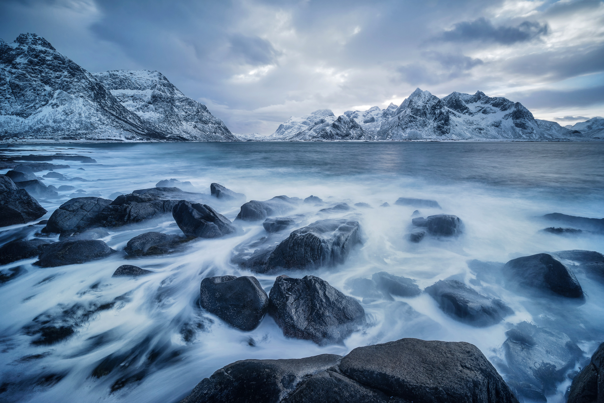 Arctic Waters - Lofoten - Norway 2018