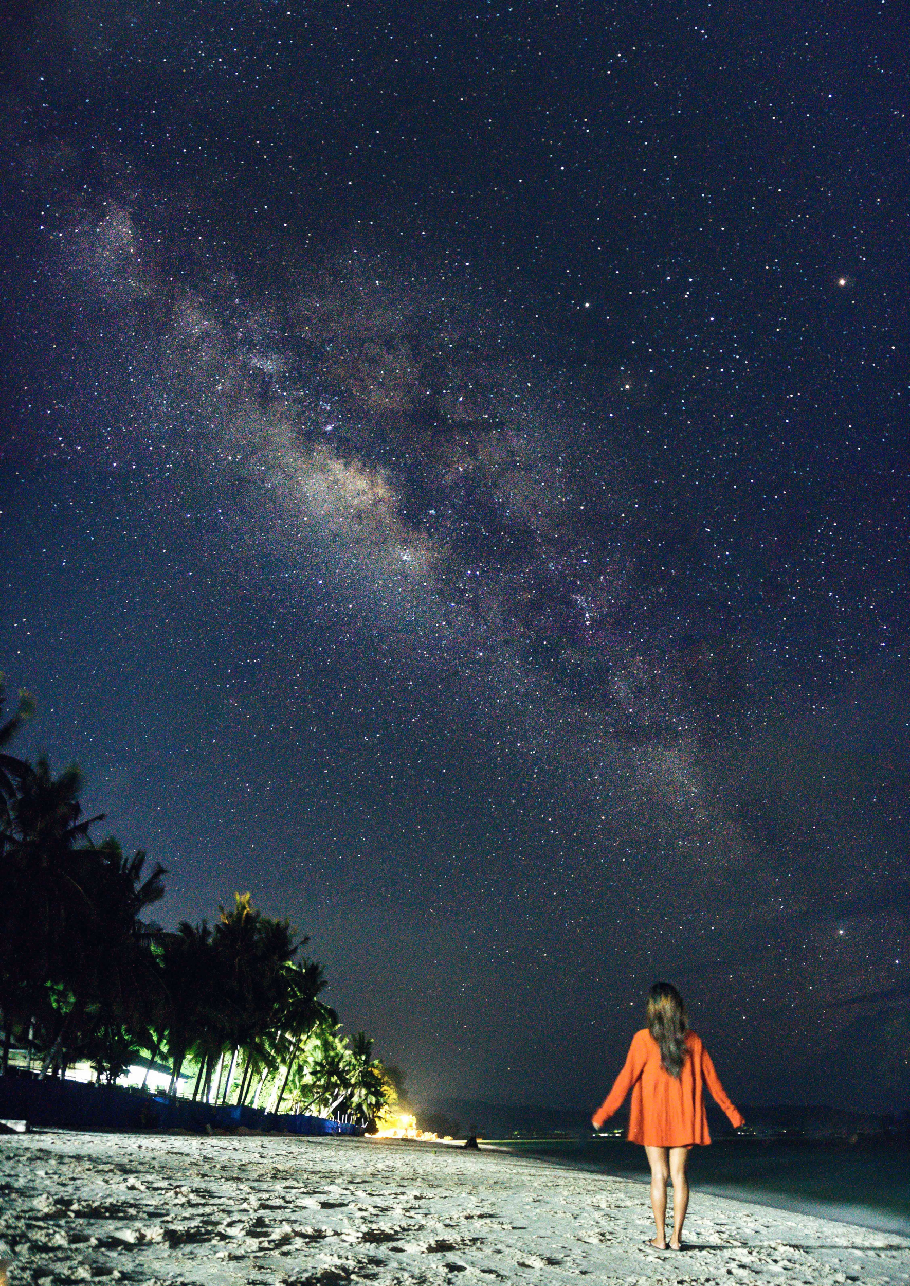 Her Milky Way - Philippines 2016