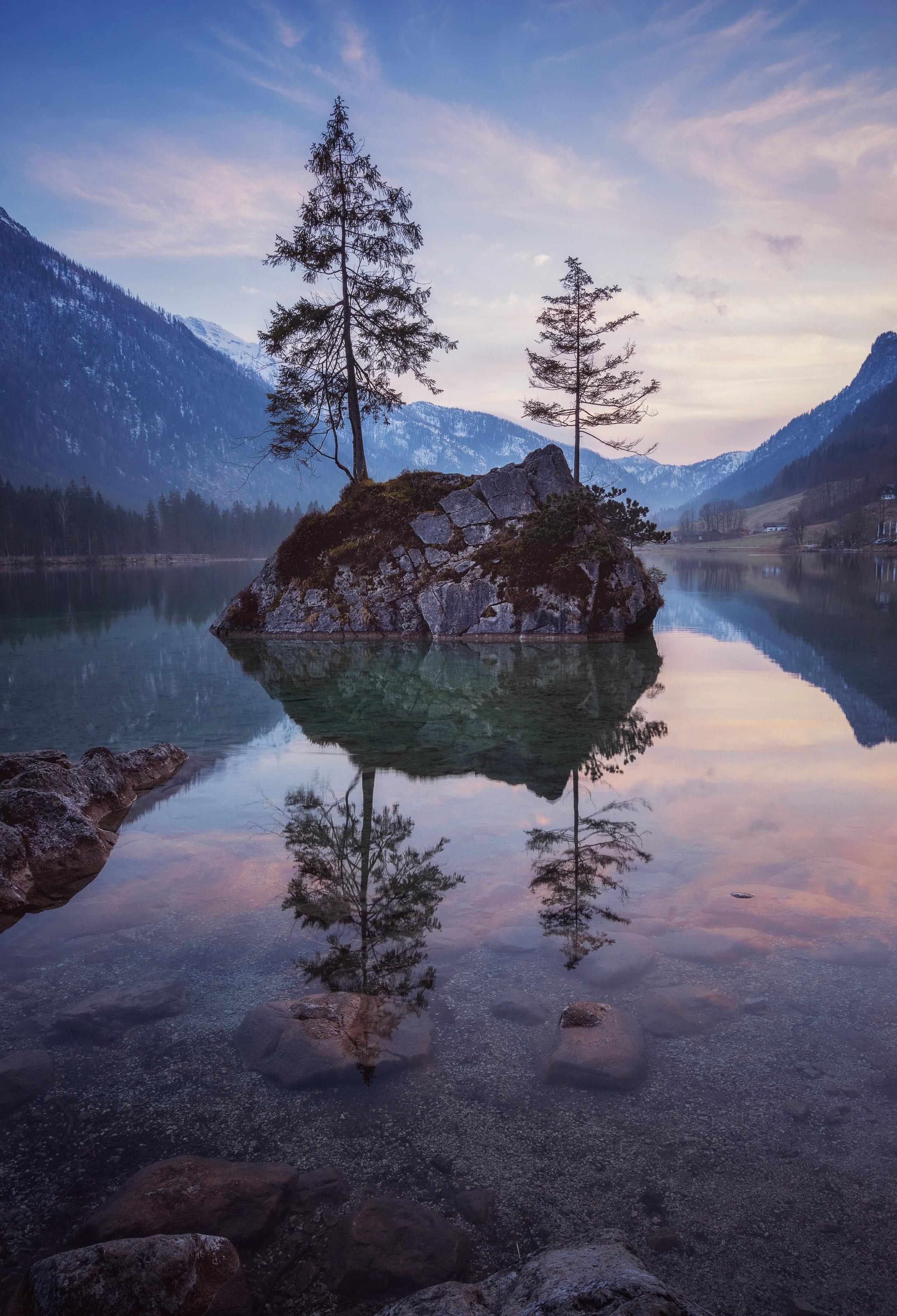 Twins - Berchtesgaden 2018