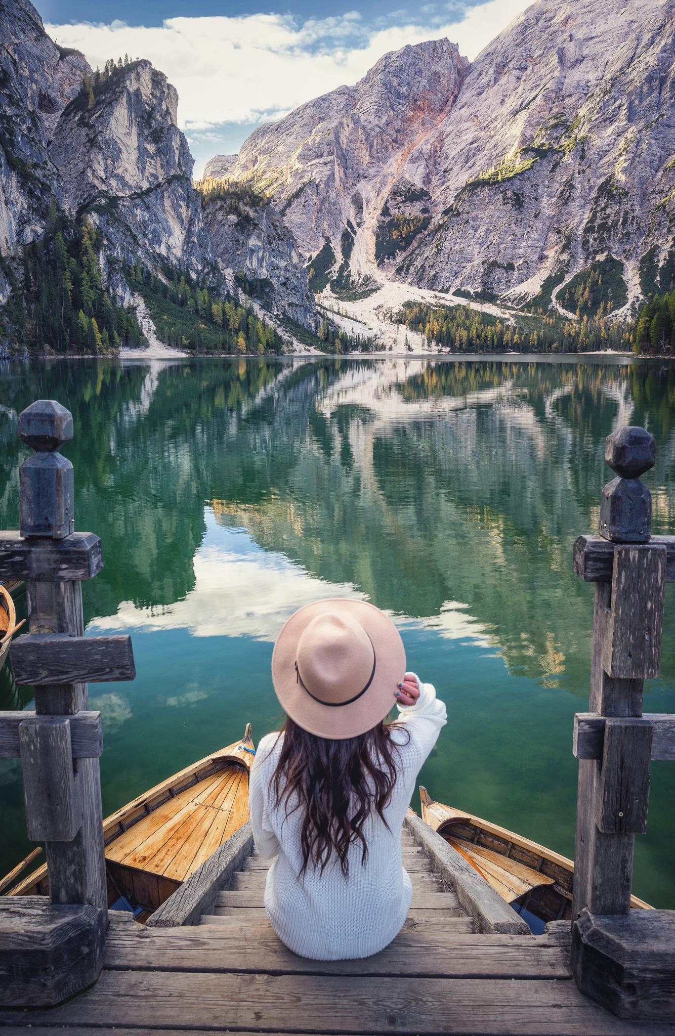 Lakeside - Dolomites 2018