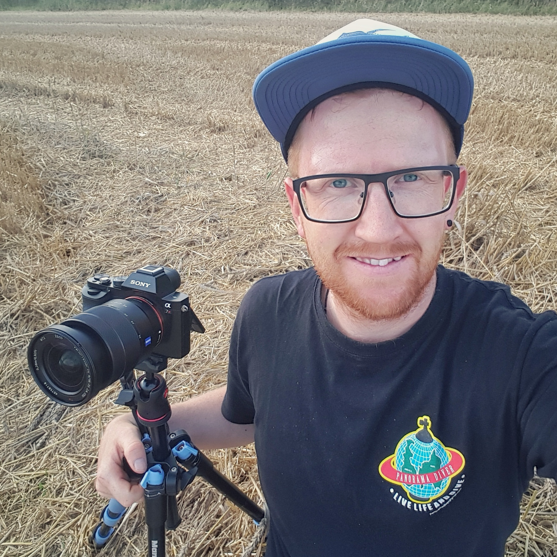 Robin K. Photography - Robin is a self-taught landscape photography enthusiast who works as a primary school teacher when he's not out taking images.