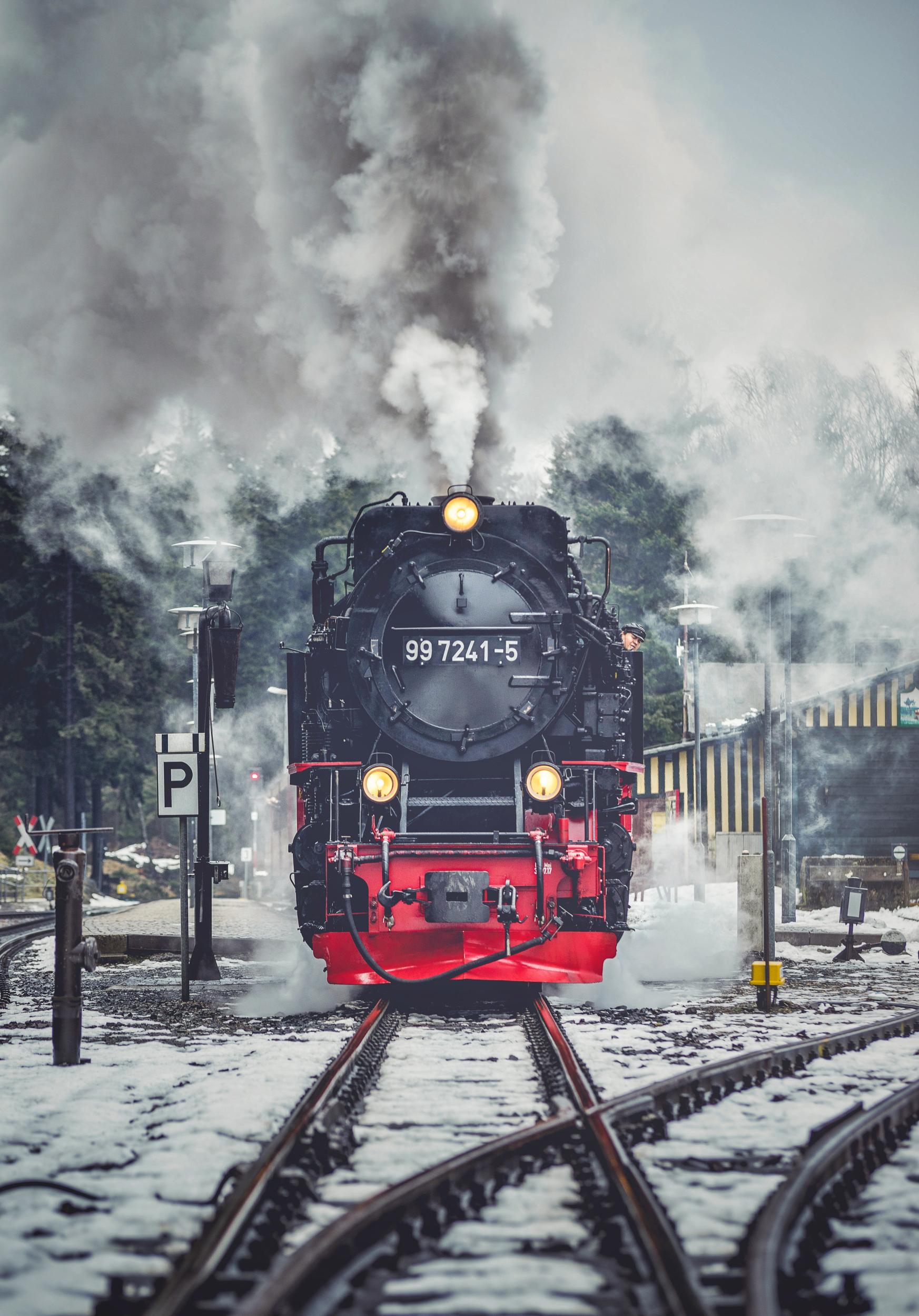 Brockenbahn - Germany 2018