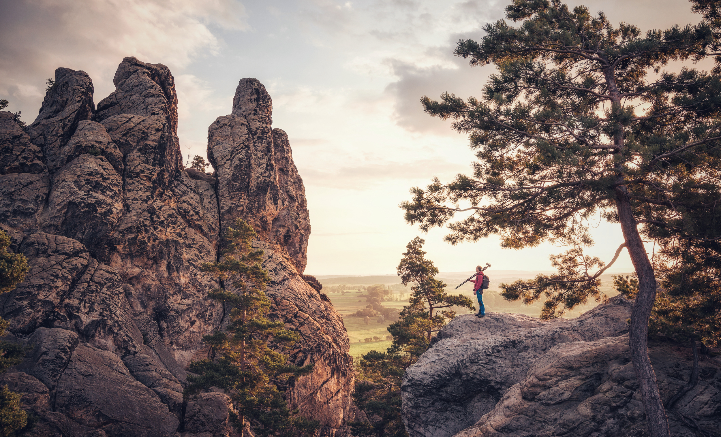 The Landscape Photographer - Harz Mountains - Germany 2017
