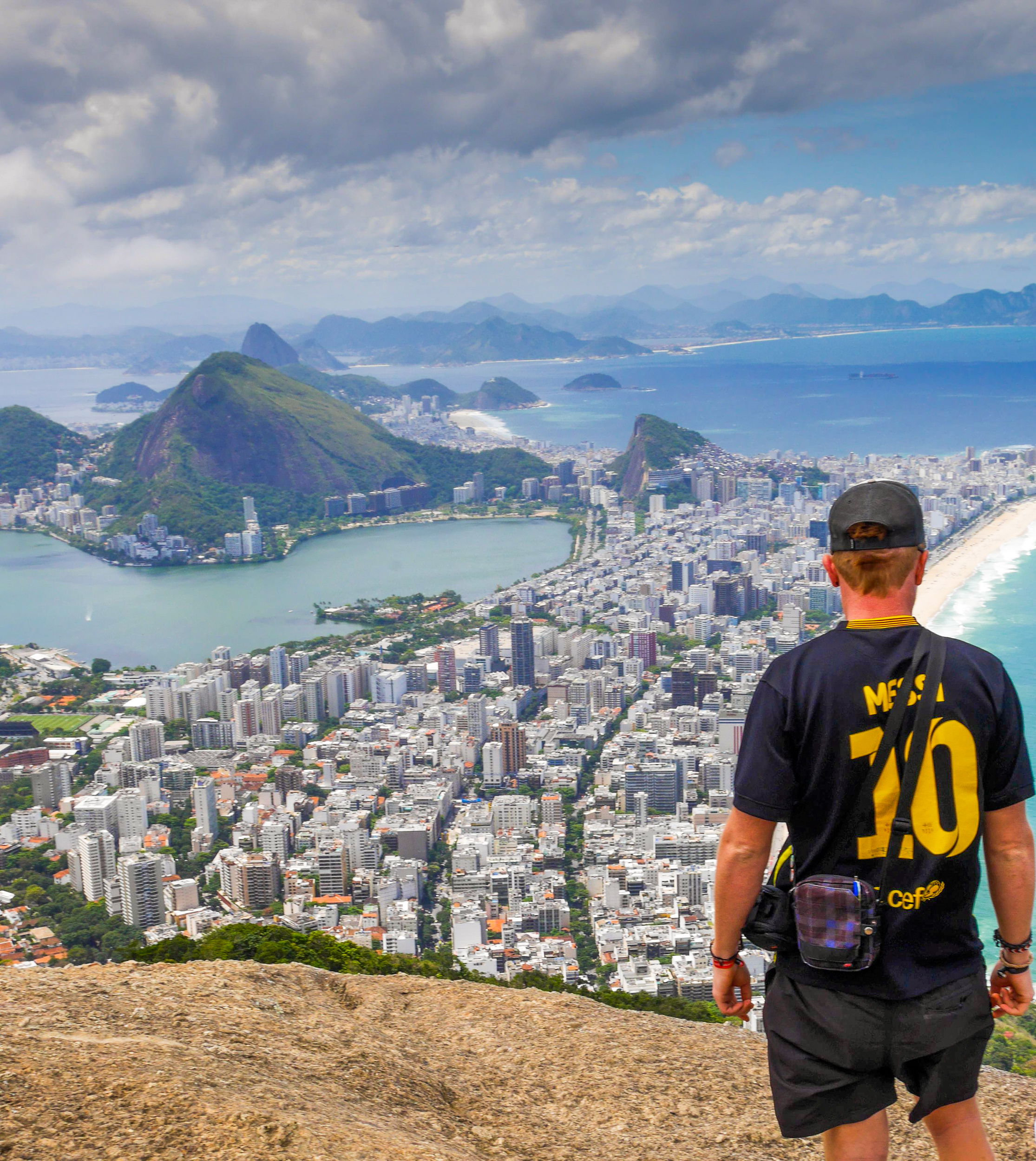 Rio de Janeiro 2015 - The start of my journey through some South American countries (Bolivia, Peru, Ecuador, Colombia)
