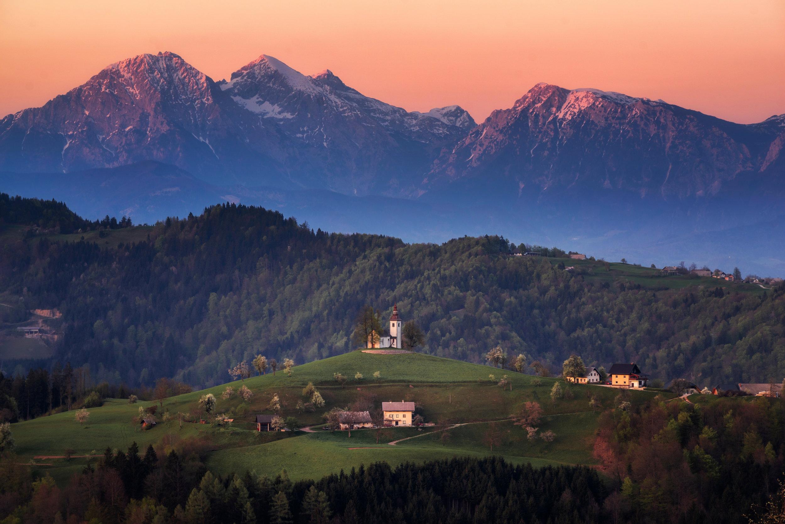 Good evening - Slovenia 2019