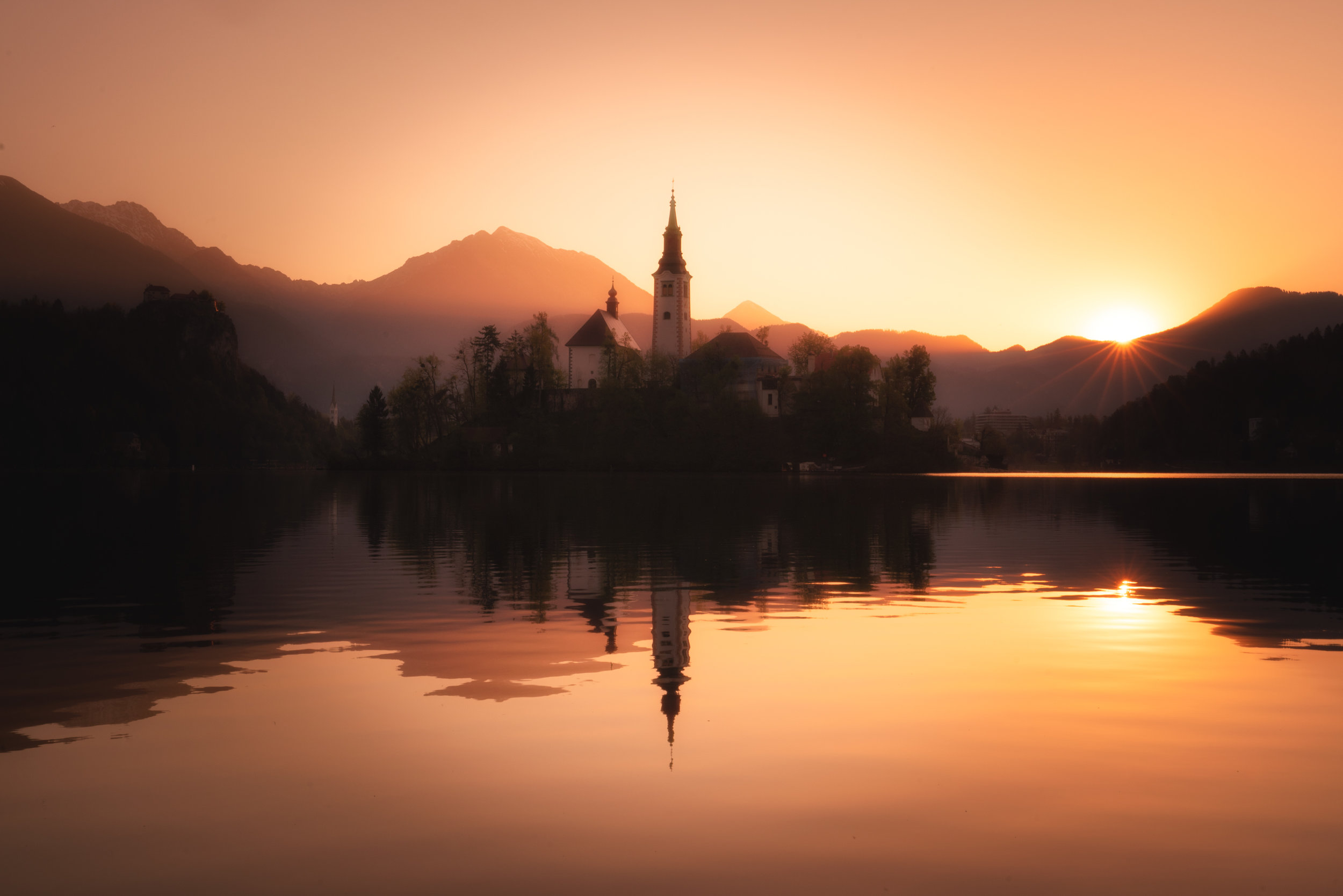 The Star of Bled