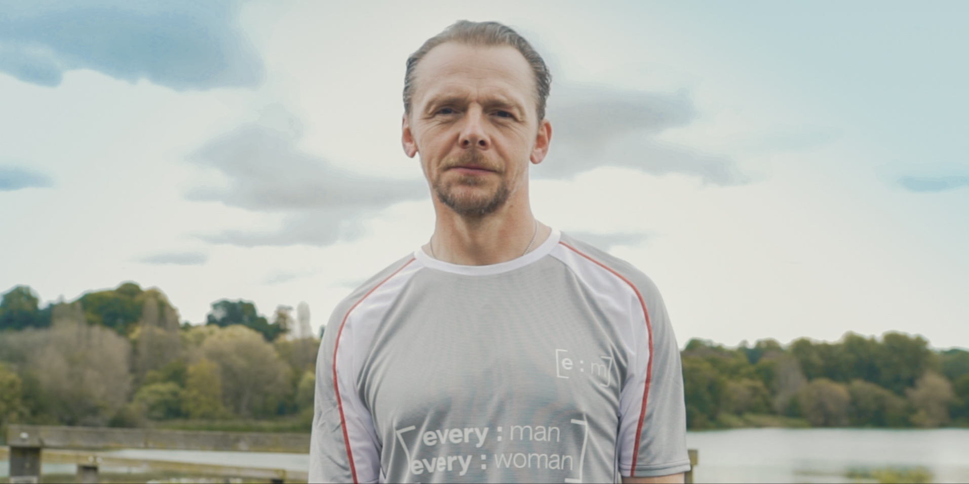 Re:Bourne Fitness - Simon Pegg
