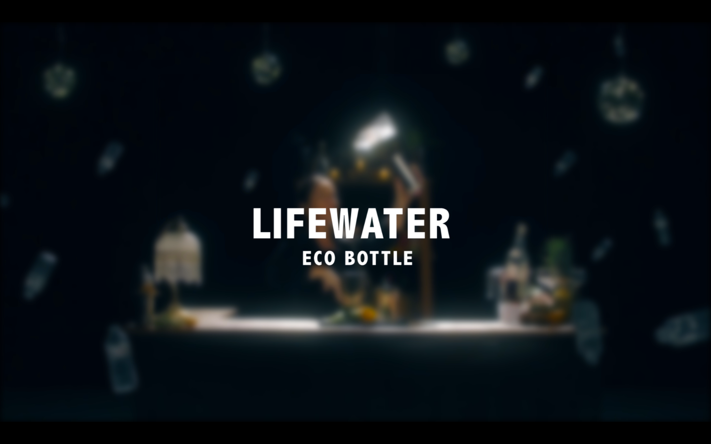 Life Water - Eco Bottle