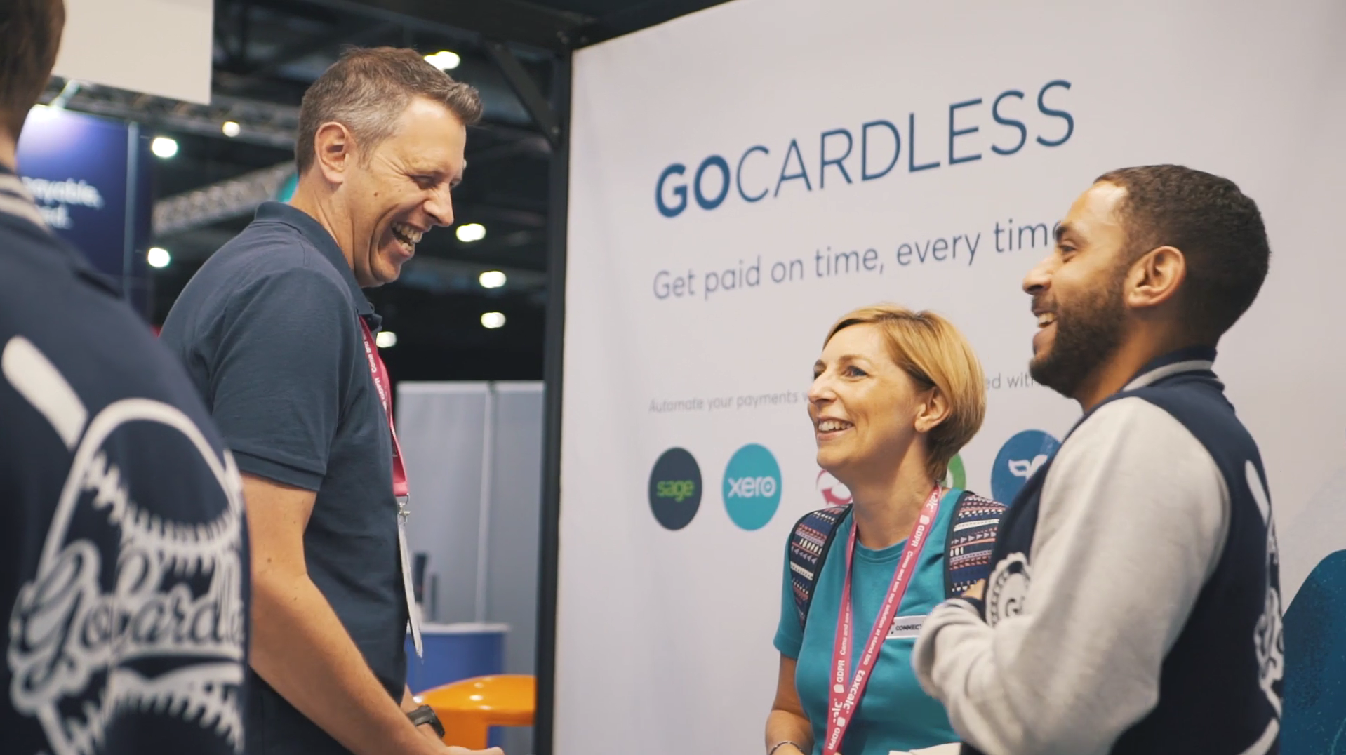 GoCardless @ Accountex 2018