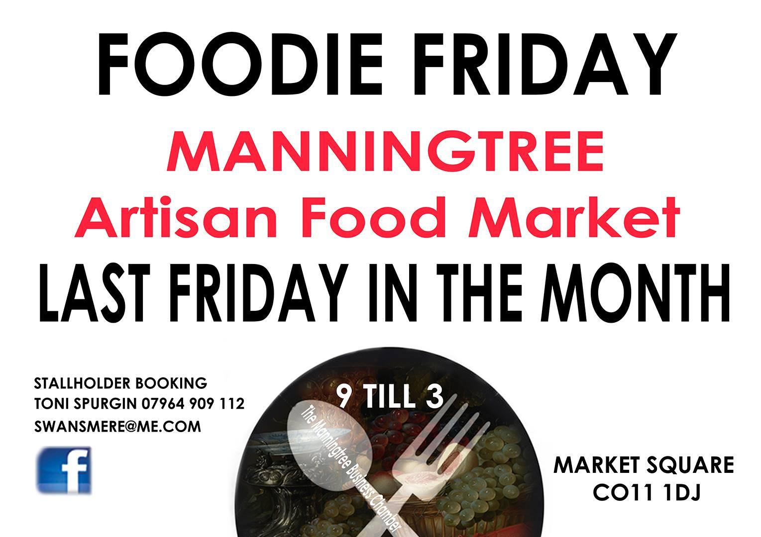 manningtree.market.FoodieFriday
