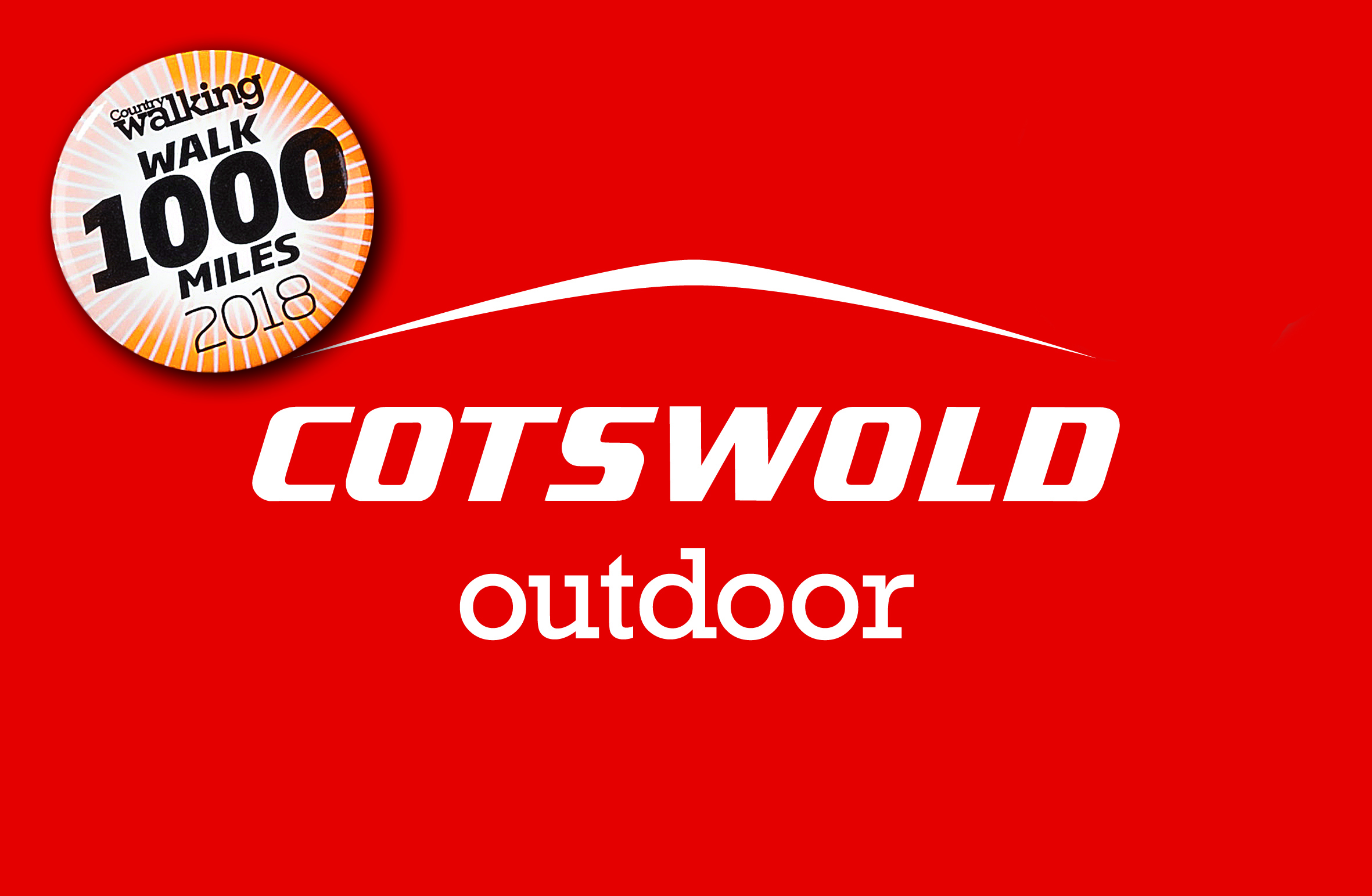 Show your badge and watch the ££s fall off in Cotswold.