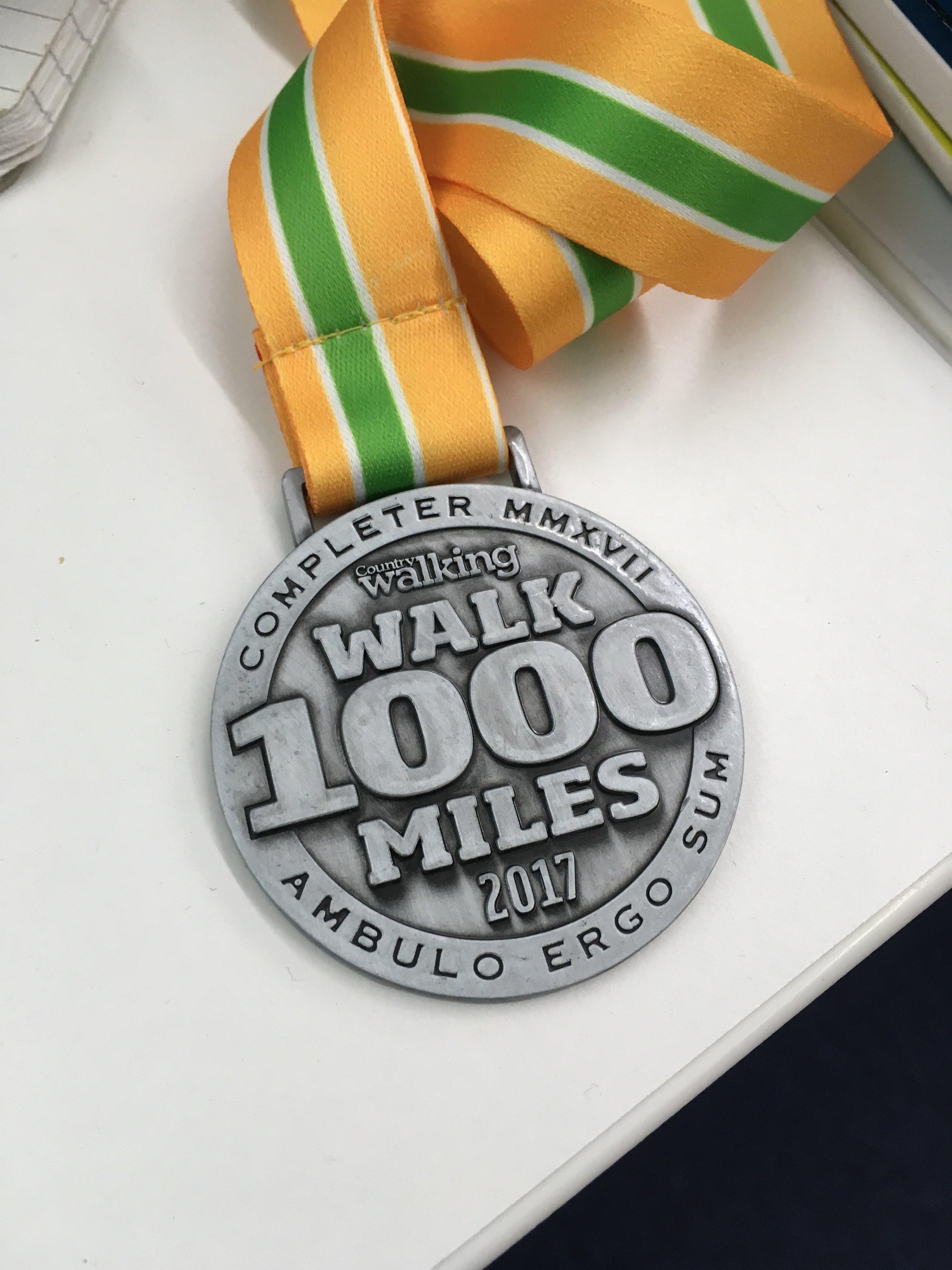 Last year's medal. New 2018 medal orders open soon.
