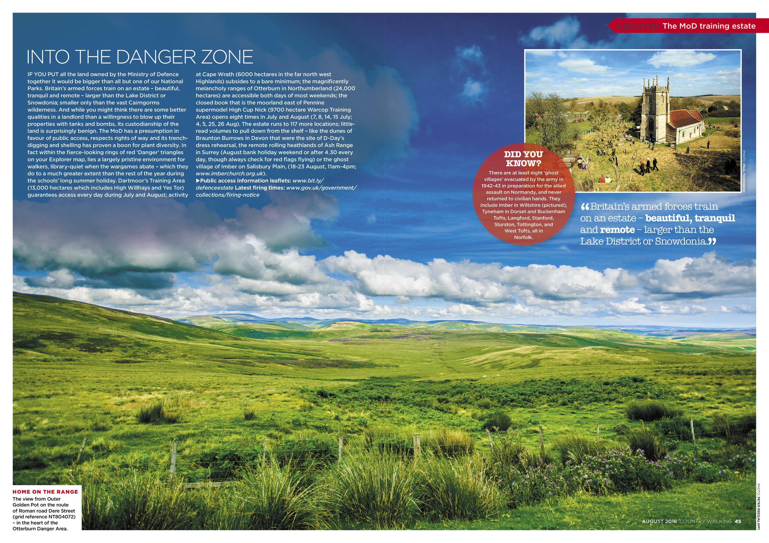 Danger Zone; MoD Land.jpg