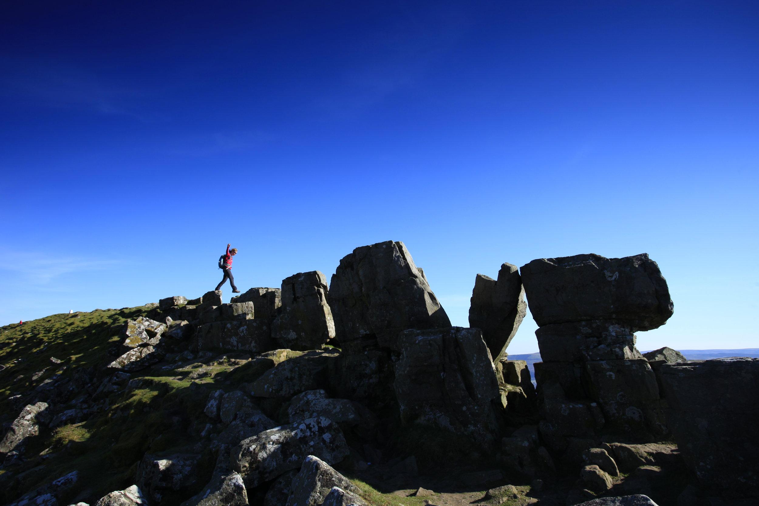 It needn't be a rocky road ahead!