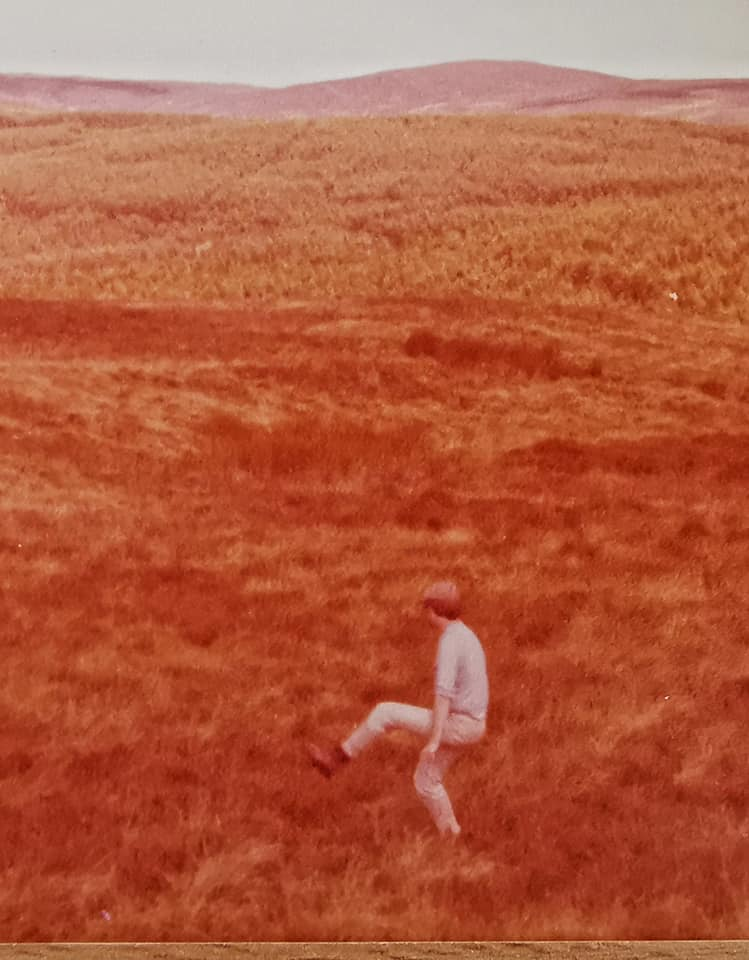 Mark Harrop – A holiday to North Wales 1975. Let's go for a short walk the adults said! Probably should have let the kids do the navigating because 18 miles was a tad long.  So as a true Yorkshireman with flat cap on, I thought it was time to break out the ministry of silly walks.