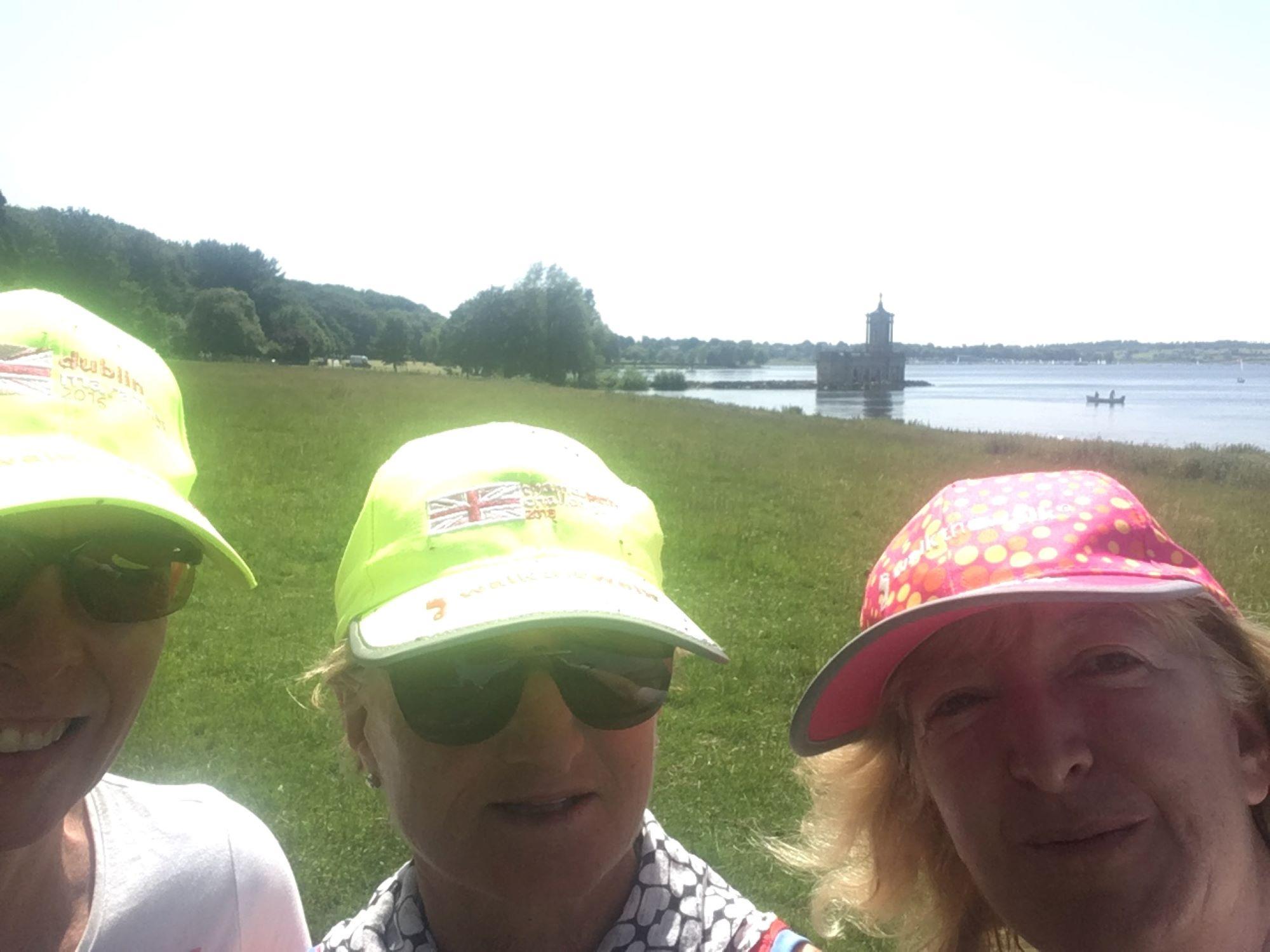 Us at Rutland Water!