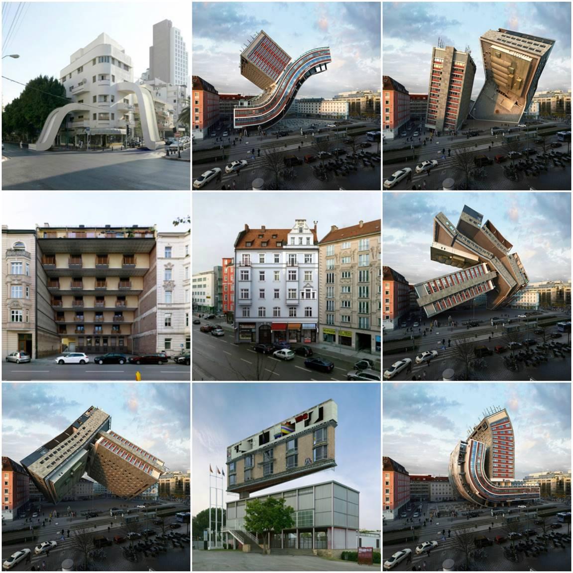 Victor Enrich collage