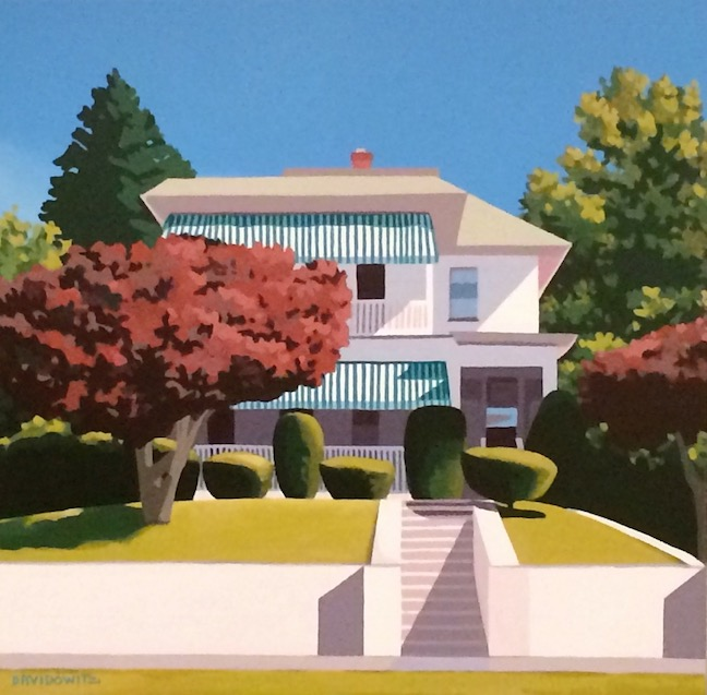"""""""The House on the Hill"""""""