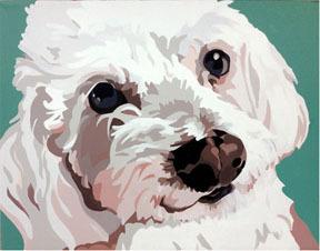 """Emma"", acrylic on canvas, 14"" x11"""