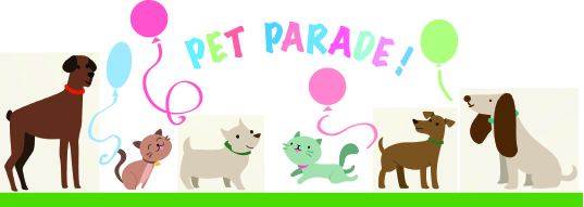 (Dog and cat graphics by  freepk.com)