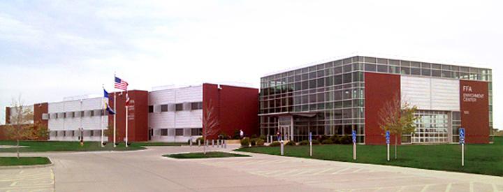 FFA Enrichment Center in Ankeny, Iowa