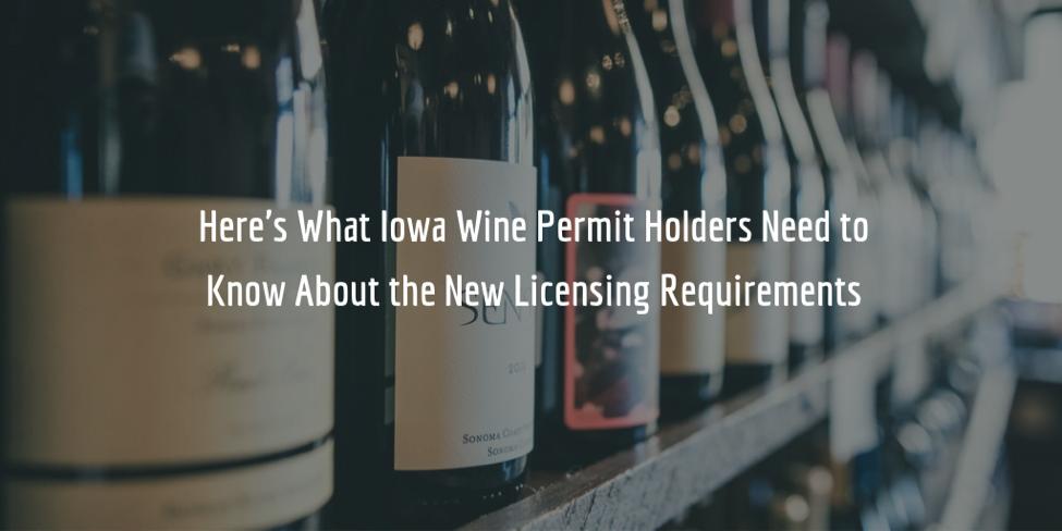 Wine Permits