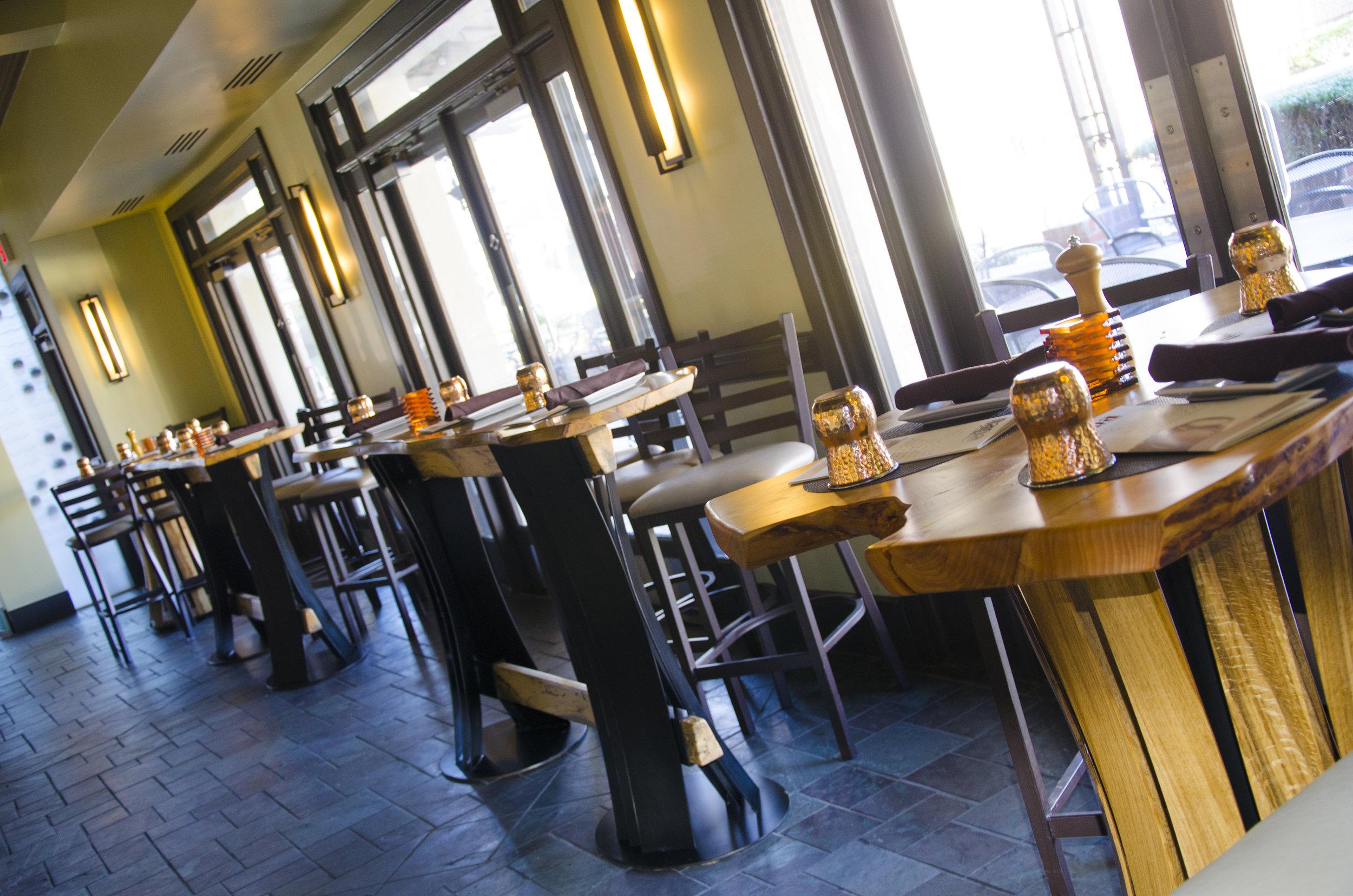 Restaurants in Myers Park
