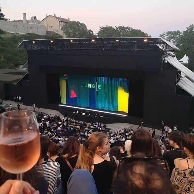Les Nuits de Fourviere' Première #wineontap #maisonidiartwines