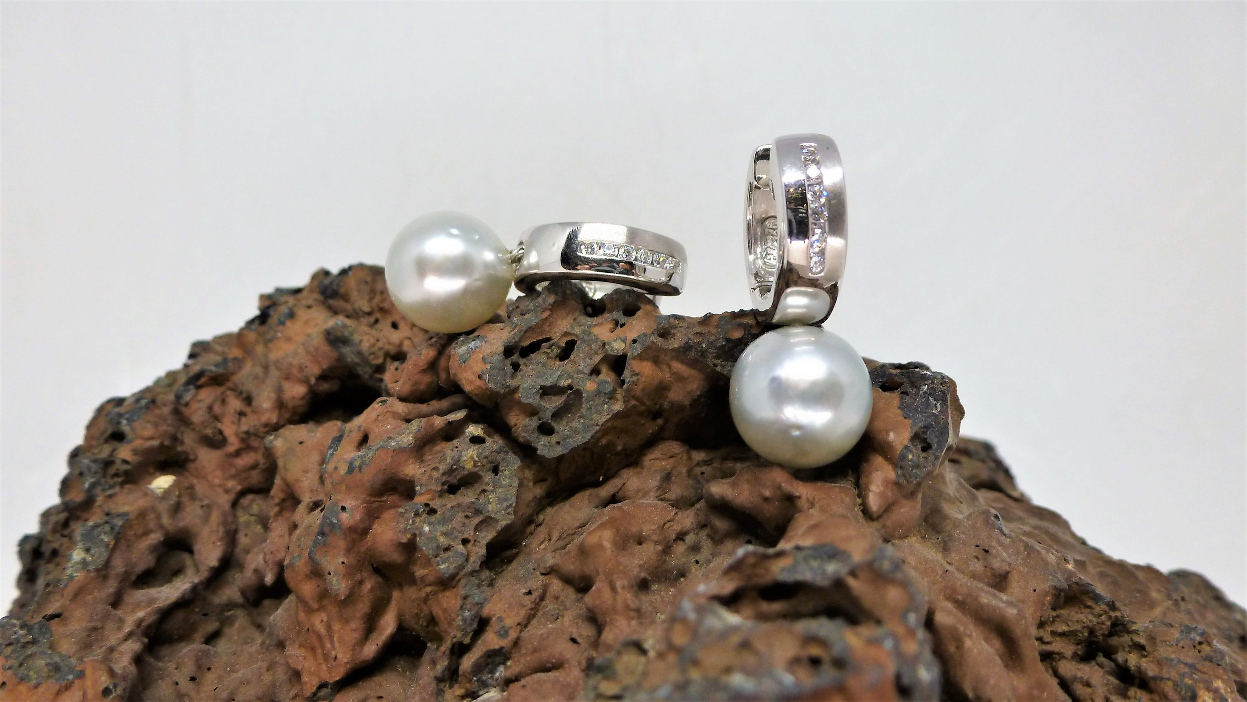 Creolen Silber