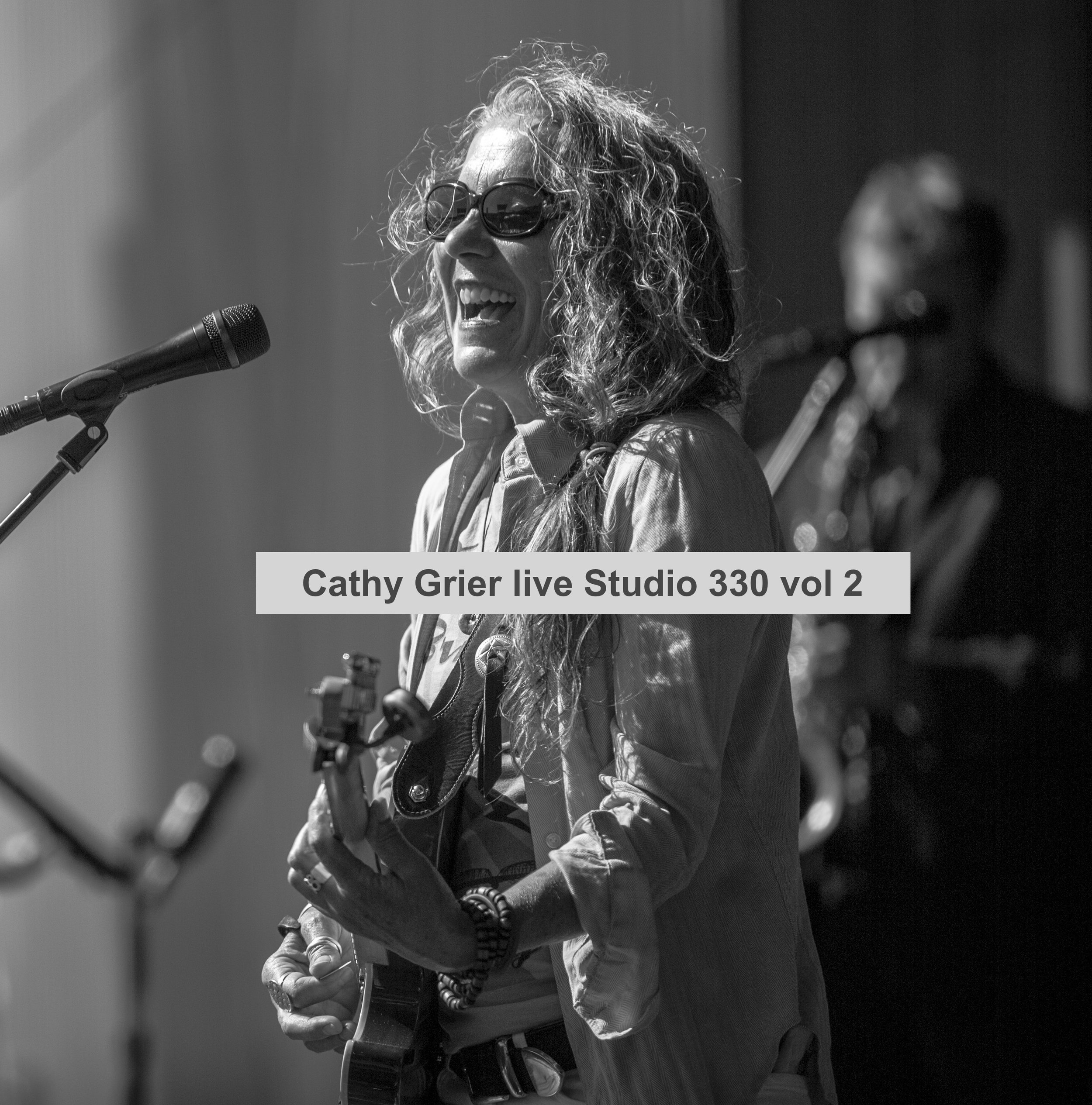 CATHY GRIER live Studio 330 vol 2 Sturgeon Bay, WI by Hans Christian …. image by Ty Helbach Photography