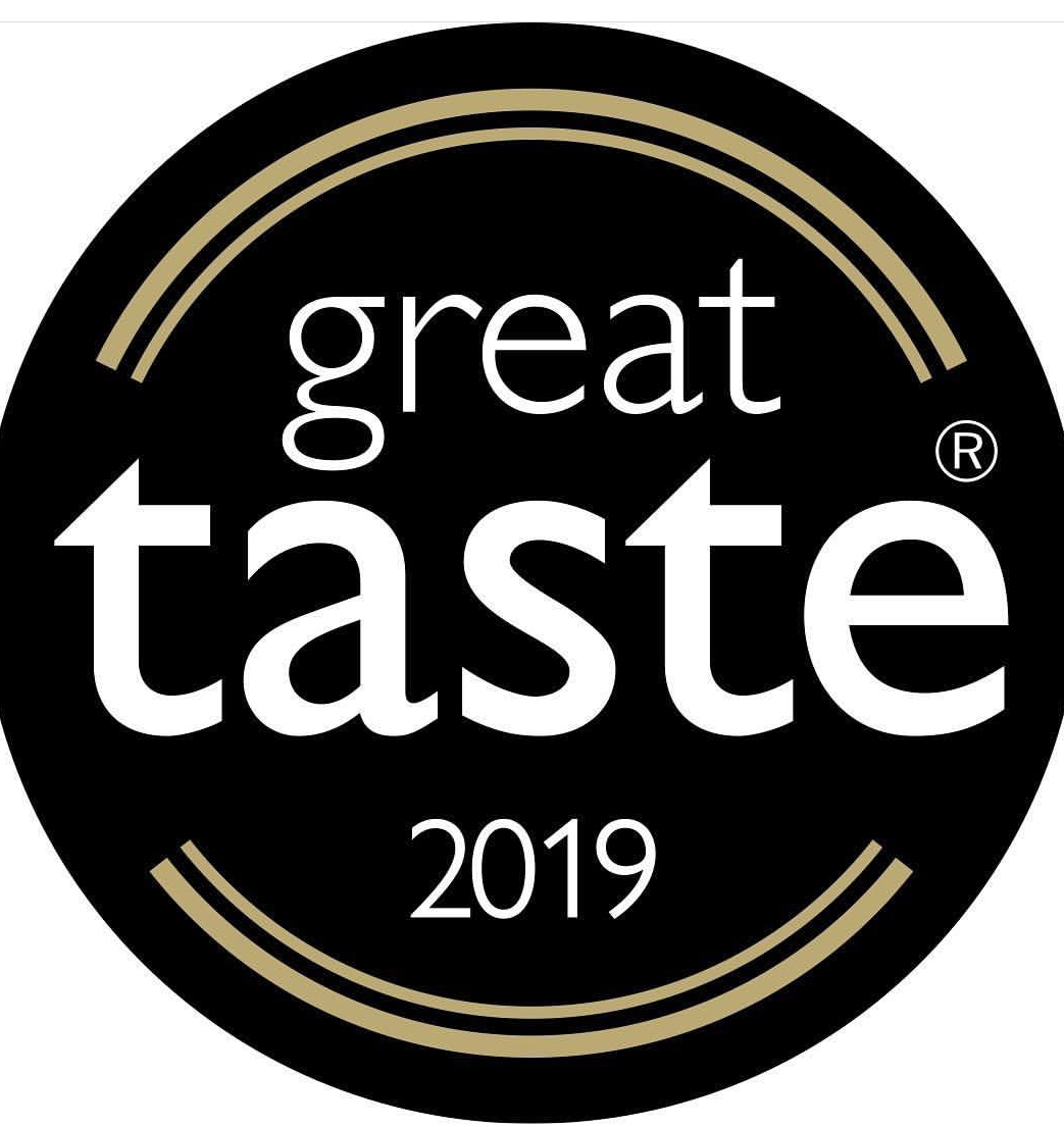 1 star awarded - We are awaiting official artwork from the Guild of Fine Food but wanted to share the fantastic news with you that both panjiris (with sugar and no added sugar) have been given a Great Taste Award.