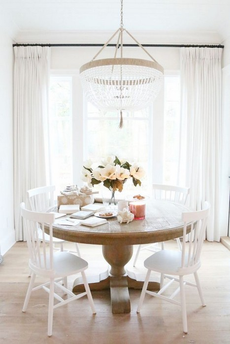 Tips For Staging A Round Dining Table Linden Creek Home Staging