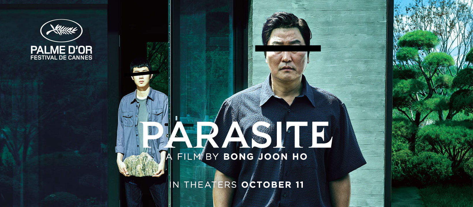 """""""Parasite"""" took home the Palme d'Or by unanimous vote at the 2019 Cannes Film Festival, making Bong Joon-ho the first Korean director to win the award. Photo Courtesy: NEON"""