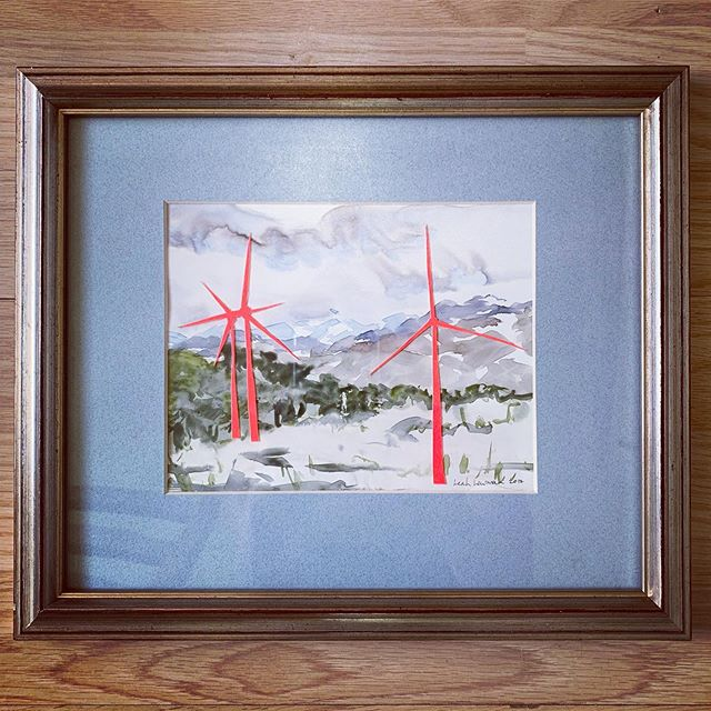 Want original art for your walls? I finally got all of my plein aire watercolors and works on paper (from my time in Arizona) framed and posted on @artfinder_com. Link is below! . . https://www.artfinder.com/leahlewman#/ . . Bonus: Each one is framed and matted using the supplies my family was able to salvage from my grandmother's frame shop in Winston Salem, NC. Her shop was called Wood Valley Art Shop. A big thanks to my mom and Ed Koos from Center City Frame Gallery for helping me put many of them together! . . . . #art #painting #drawing #collage #frames #winstonsalemnc #marylandartist #mdarts #dcarts #baltimoremd #bmoreartist #bmorearts #landscape #architecture #abstract #pleinair #artistsoninstagram #tucsonaz #arizonaart #artfinder