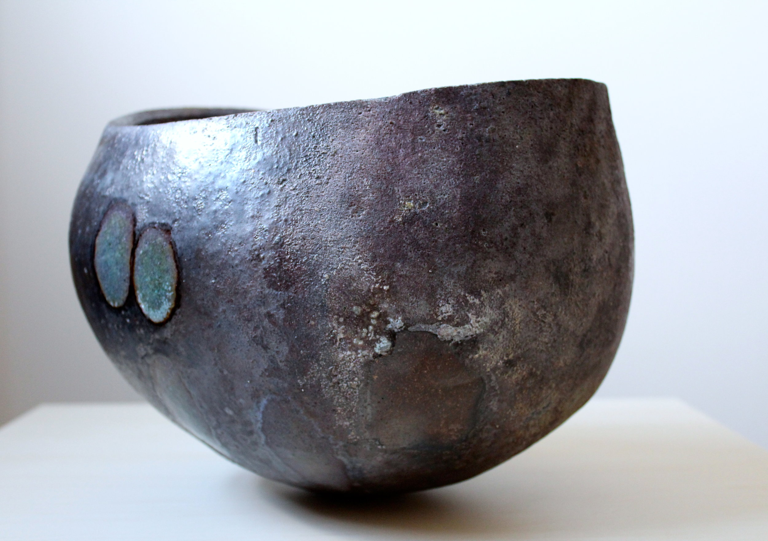 Woodfired Large Melon Bowl