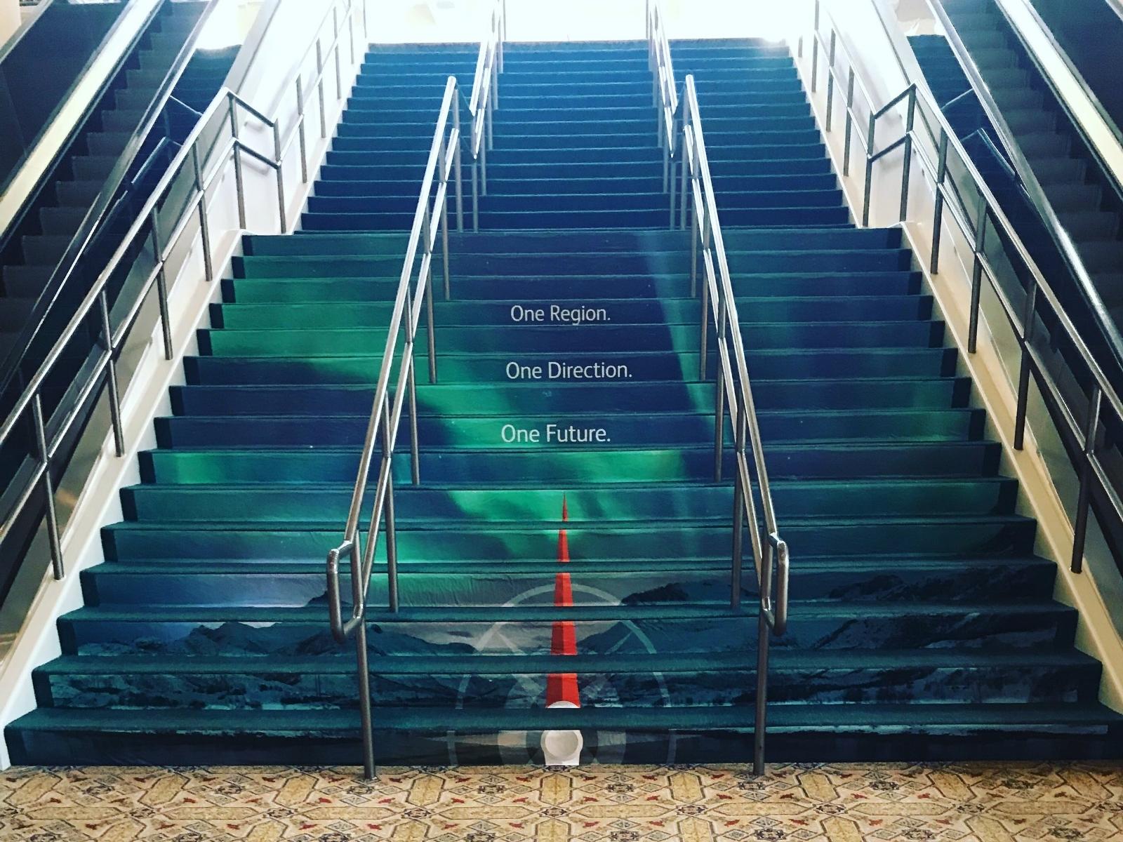 Staircase Wraps - 3M IJ40