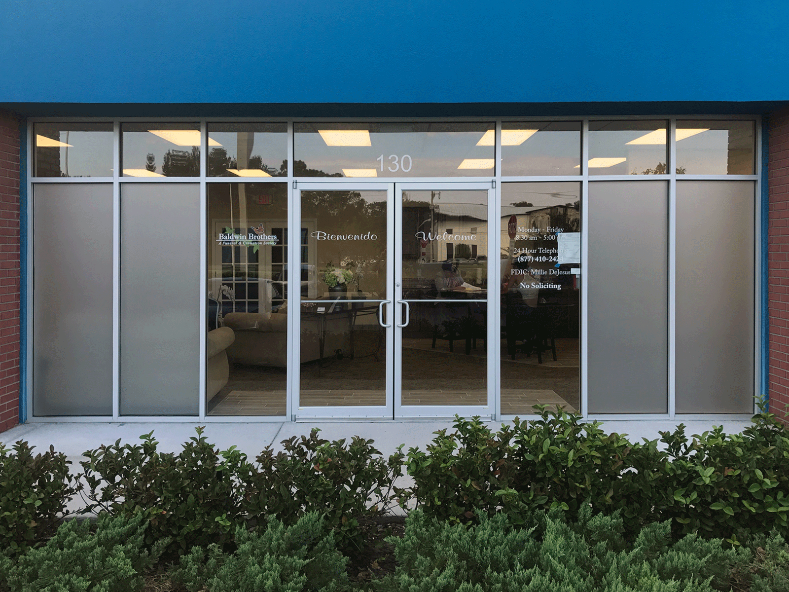 Etched & Privacy Window Films