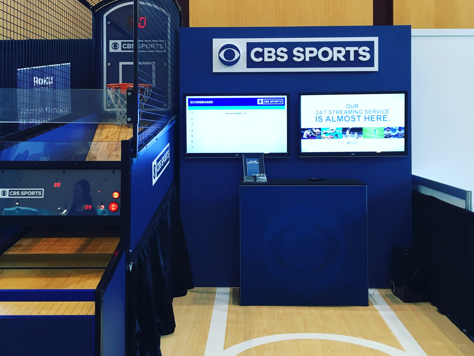 Trade Show Booths & TV Mounts