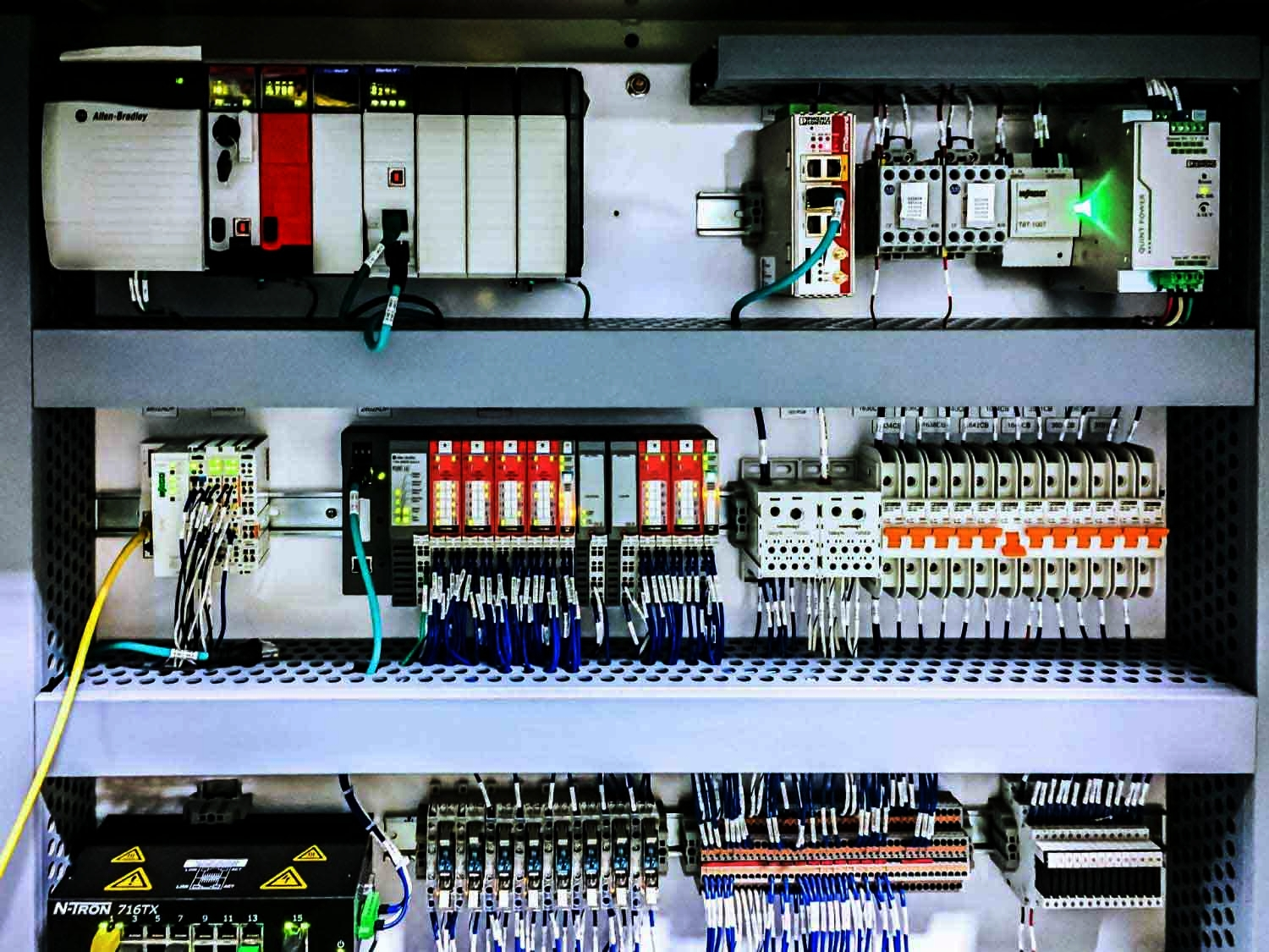 - PLC COntrols engineering services