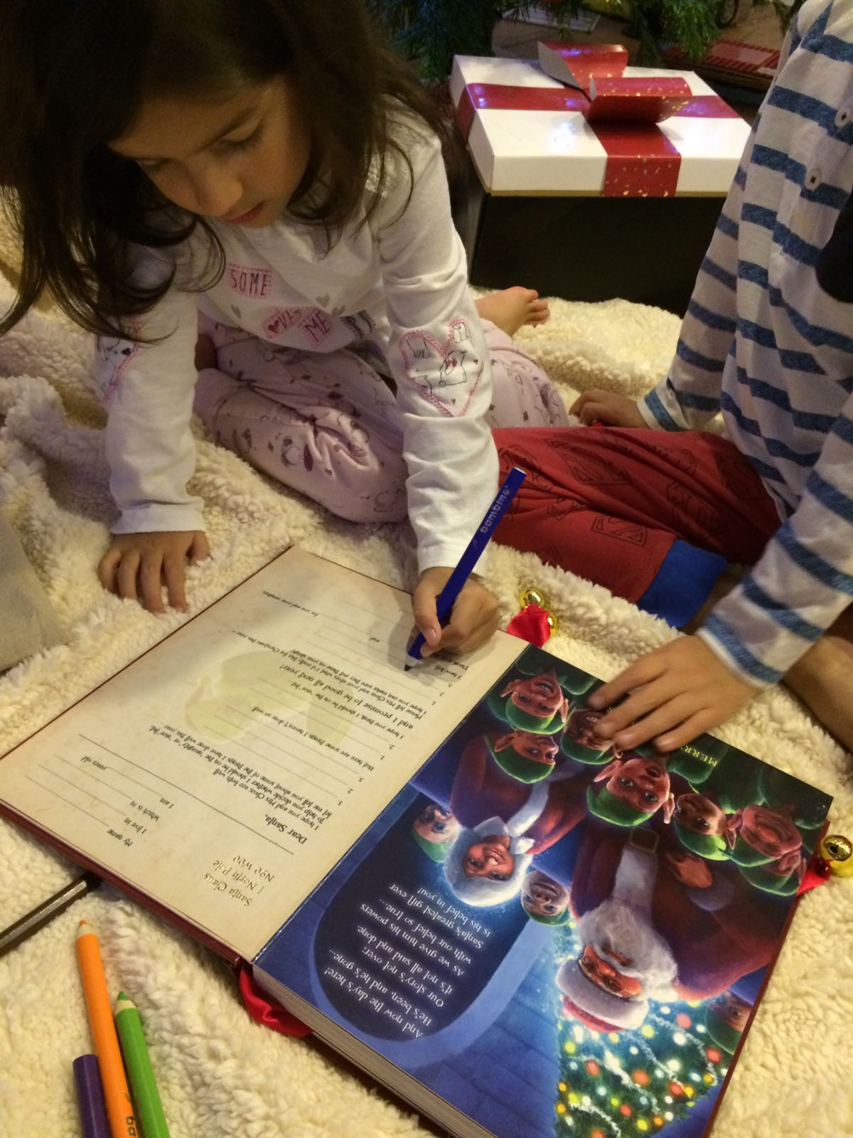 First Letters of Christmas_Story