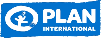 The Plan International logo is common to all our communications. It represents us and, as such, must be reproduced consistently. The Plan International logo is made up of three components â the symbol, logo and highlight. The Plan International logo is intended as a shorthand, defining the organisation we are. The simplistic illustration of the dancing child implies that children are the starting point and focus of our activities. The graphic sun represents the optimism of childhood while the outer circle represents protection within a safe environment. The blue version of the Plan International logo should be used for most purposes including publications, advertising and stationery.