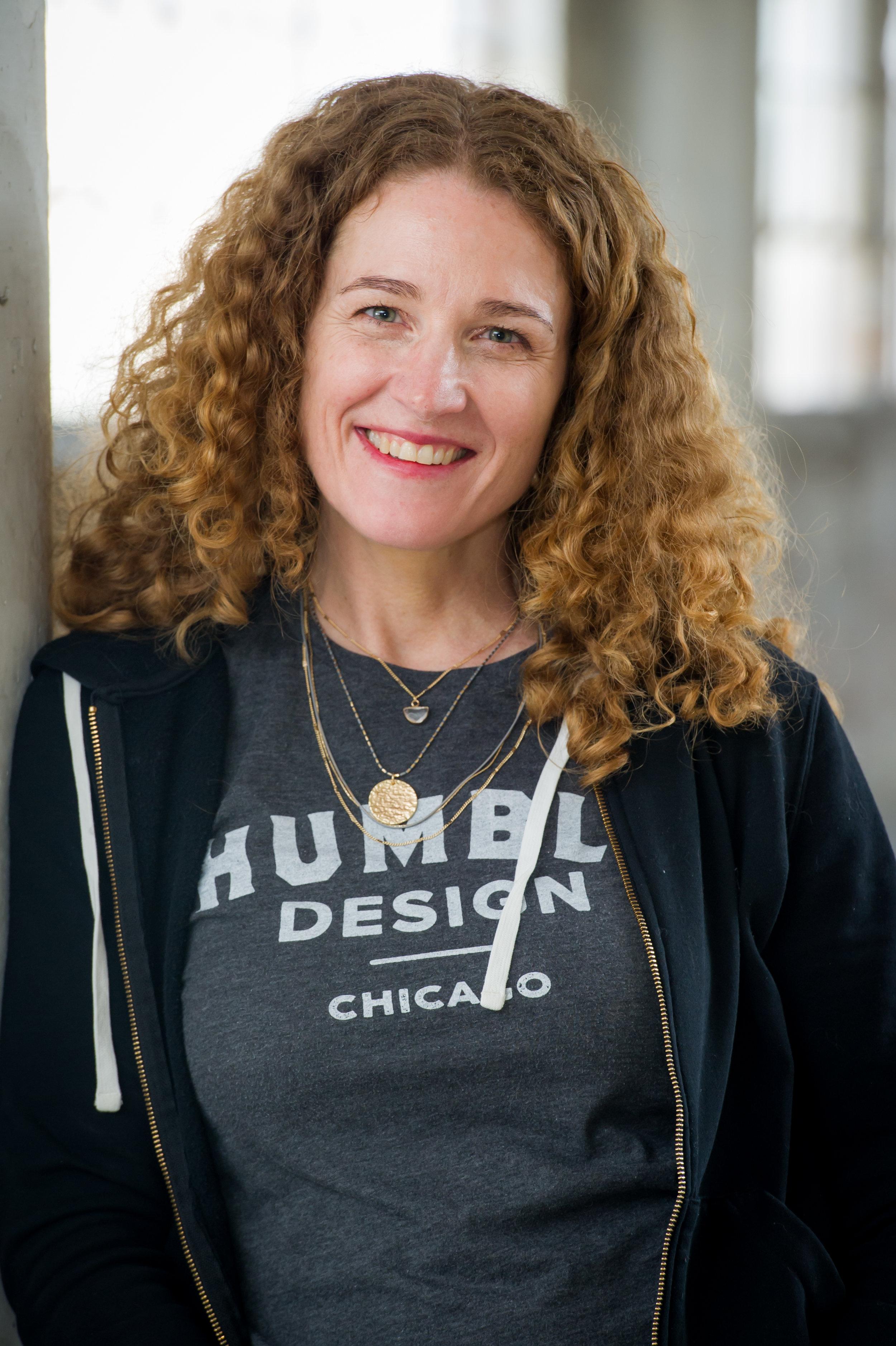 Julie Dickinson, Development Manager