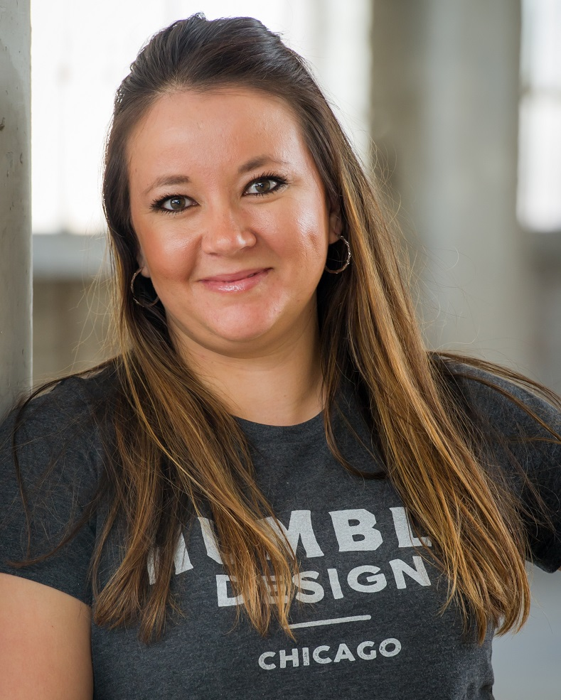 Alicia Enriquez, Operations Manager