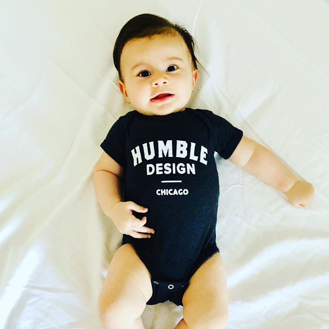 Humble Warriors come in all sizes! Meet our littlest warrior, baby Borja. His smiles and laughter are contagious. Congratulations Sofia and family 🎉  To volunteer or learn more about Humble Design Chicago, follow the link in our bio.  #humbledesign #humblewarriors #makeadifference #dogood